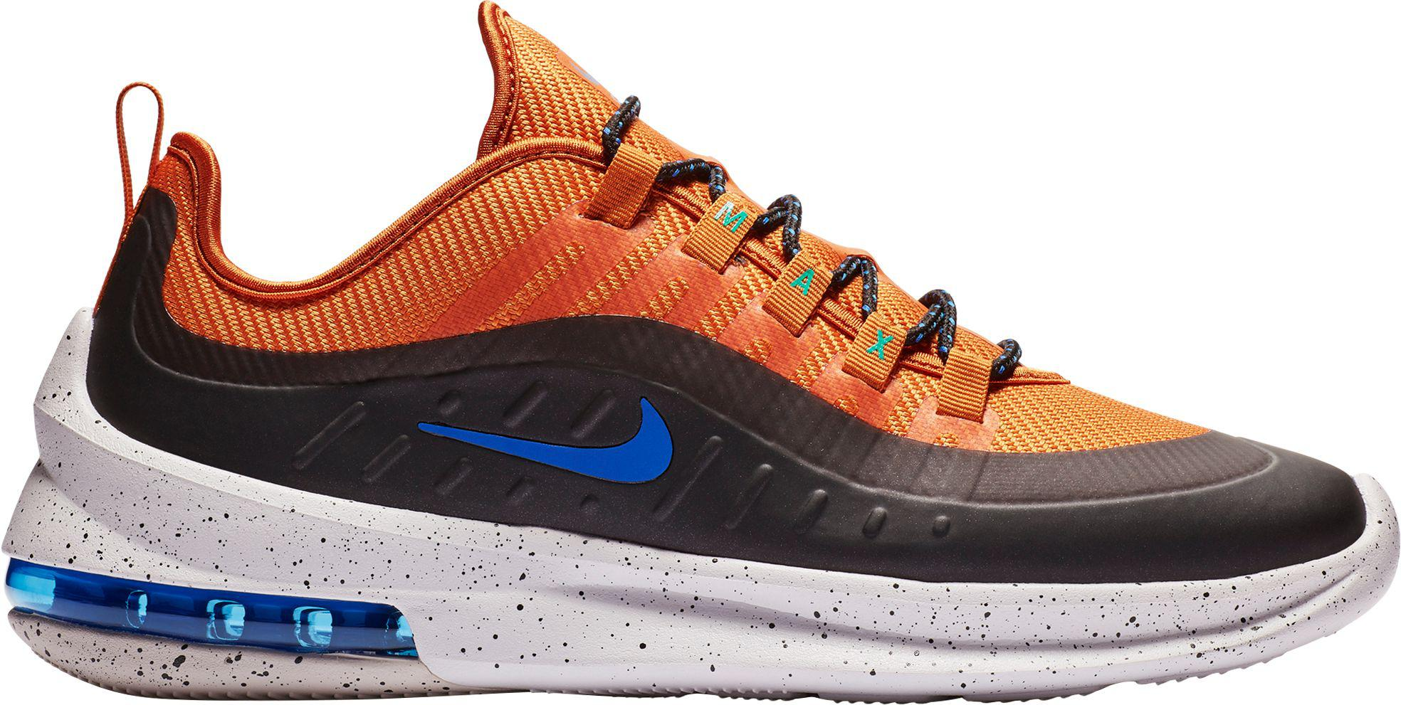 8bace1a6f Nike Air Max Axis Premium Shoes in Orange for Men - Lyst