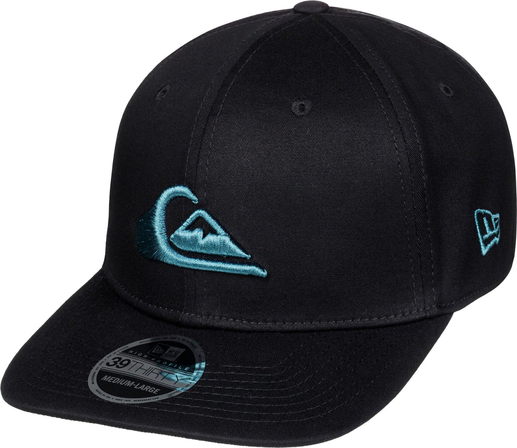 new style 899fe 7bb5e ... new zealand quiksilver. mens blue mountain wave new era hat f06df 12809