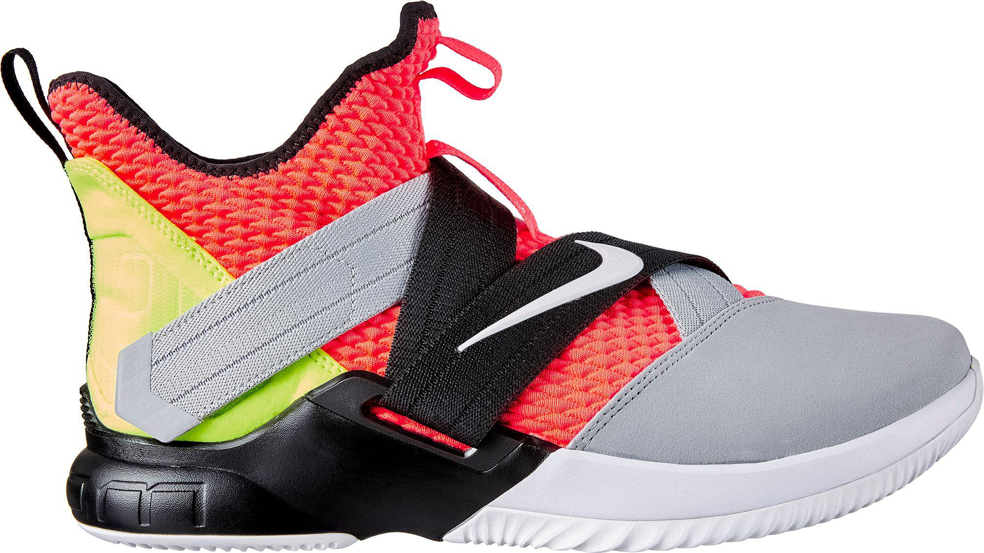 8ccbb0d0d3640 Nike - Multicolor Zoom Lebron Soldier Xii Sfg Basketball Shoes for Men -  Lyst