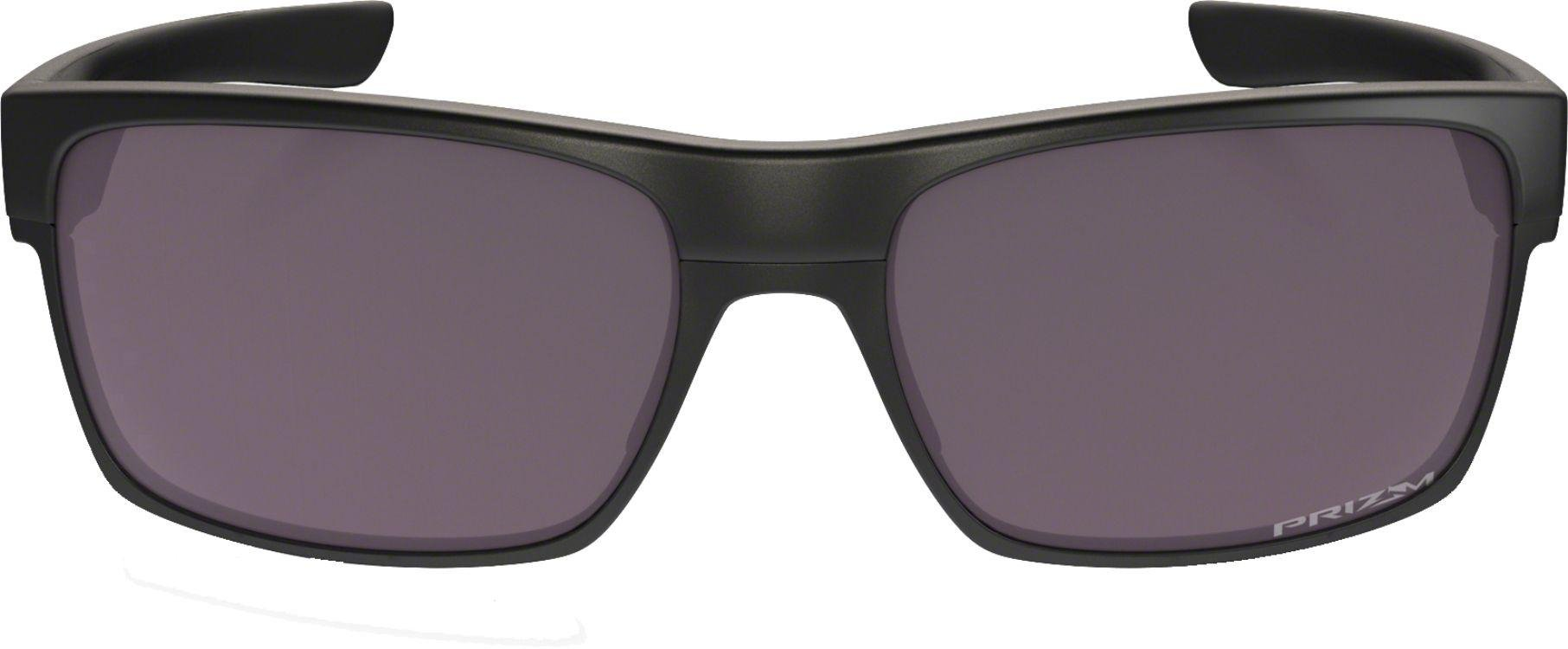 8217920eb8 Oakley - Black Prizm Daily Polarized Twoface Covert Sunglasses for Men -  Lyst. View fullscreen