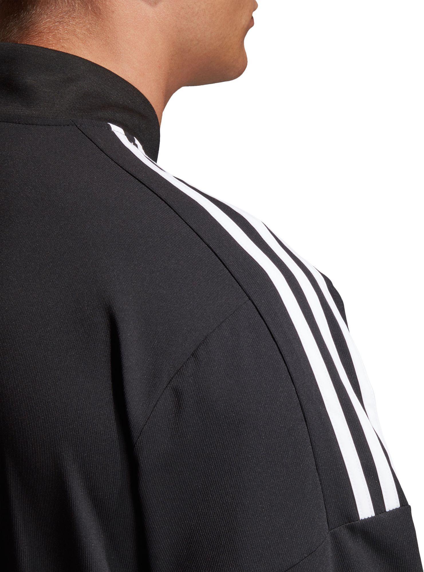 ec139475f Adidas - Black Sport Id Bomber Track Jacket for Men - Lyst. View fullscreen