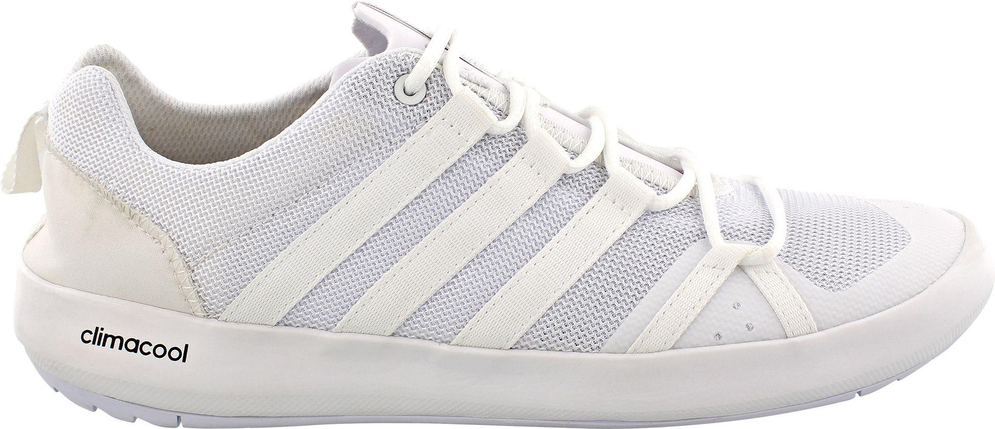 3a527cd5f2a Lyst - adidas Outdoor Terrex Climacool Boat Shoes in White for Men