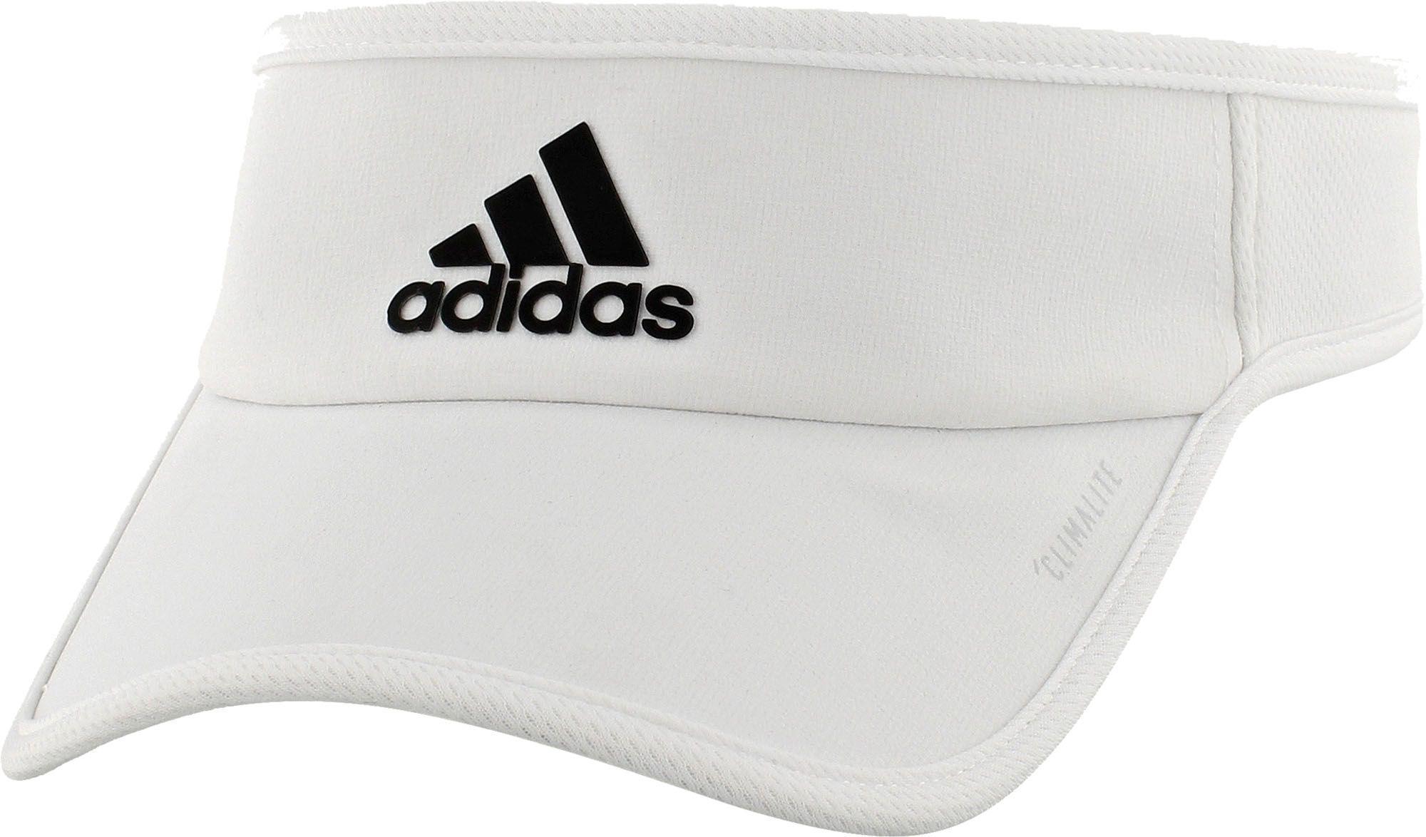 295e774b06b Adidas - White Superlite Visor for Men - Lyst. View fullscreen