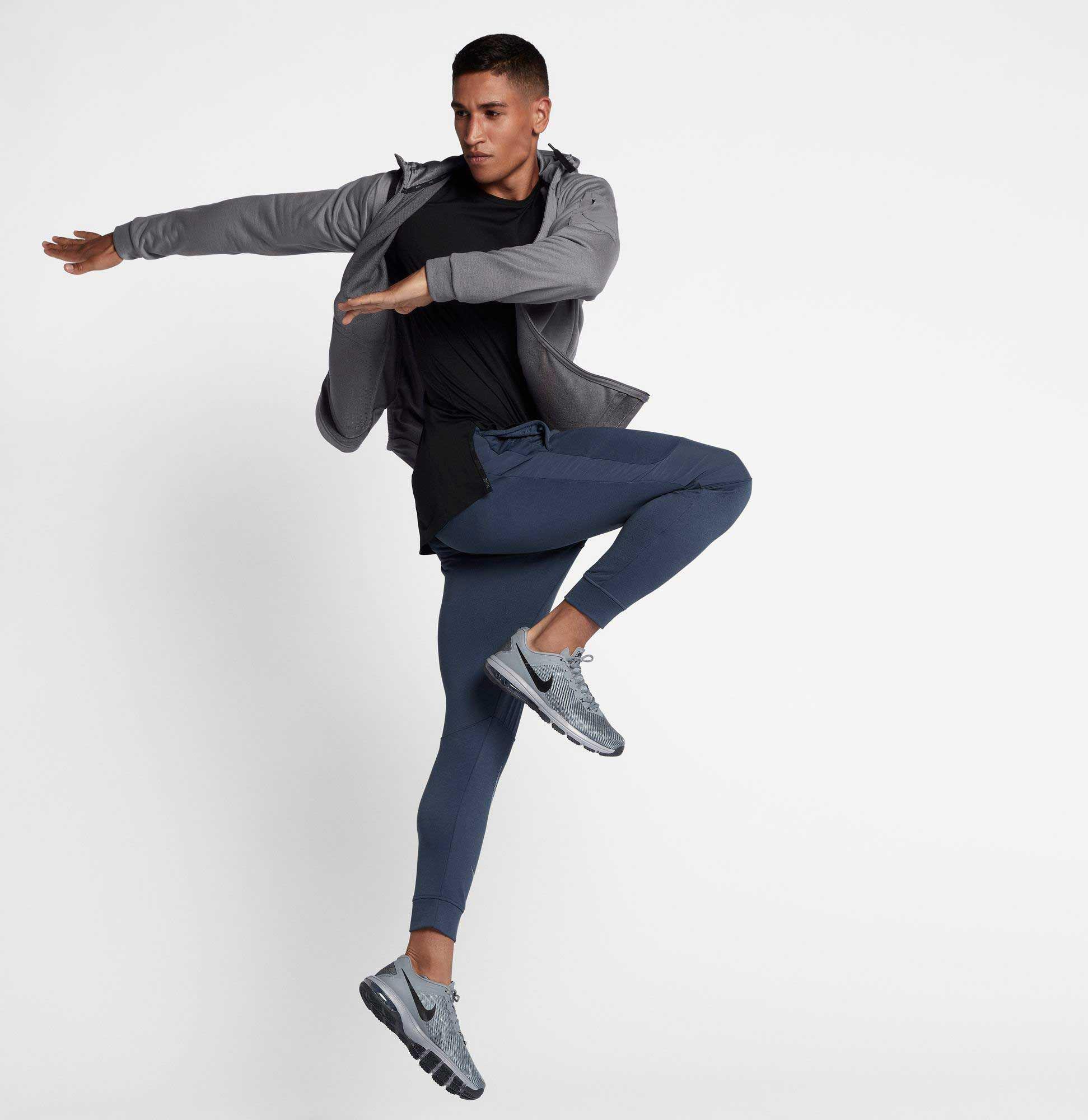 bef7b72a65c52d Lyst - Nike Dry Hd Full Zip Hoodie for Men