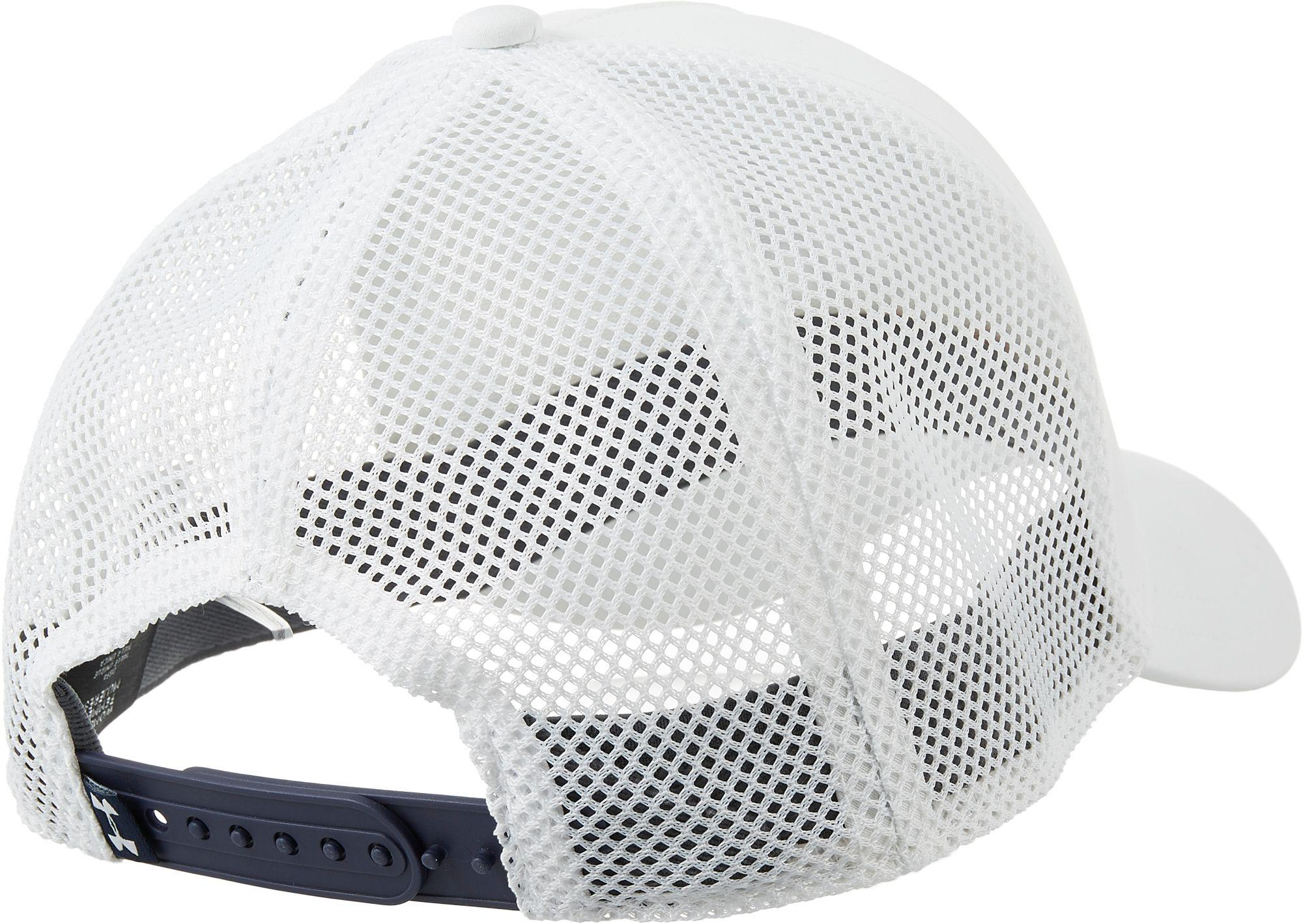 4a824071d5b Lyst - Under Armour Usa Snapback Hat in White