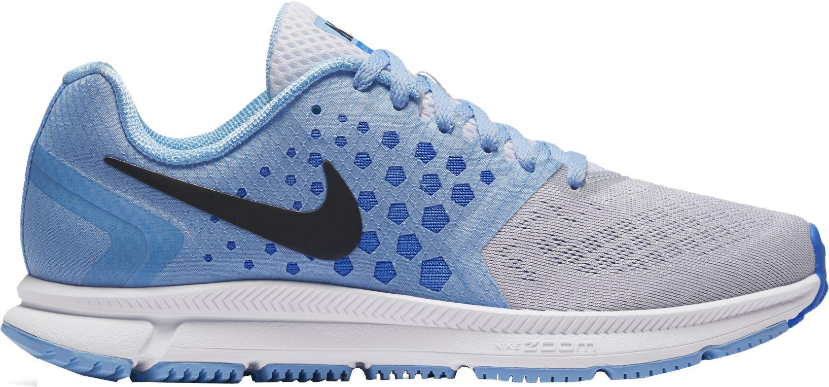 b9394cca731ce Lyst - Nike Air Zoom Span Shield Running Shoes in Blue for Men
