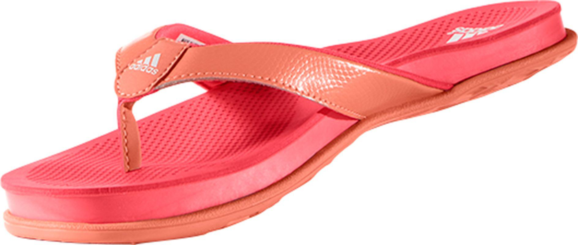 f1b1954e125b Lyst - adidas Originals Adilette Supercloud Plus Flip Flops in Orange
