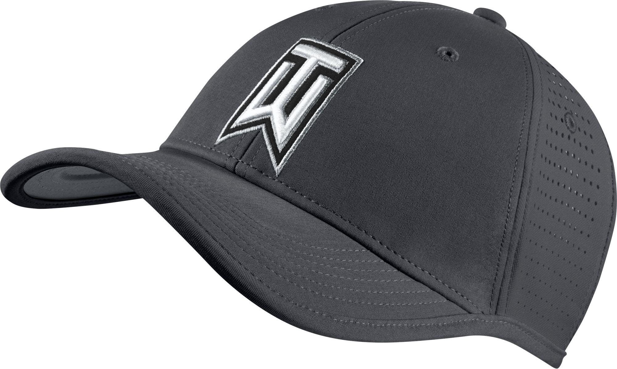 a6817b5aa3a Lyst - Nike Tiger Woods Ultralight Tour Golf Hat in Gray for Men