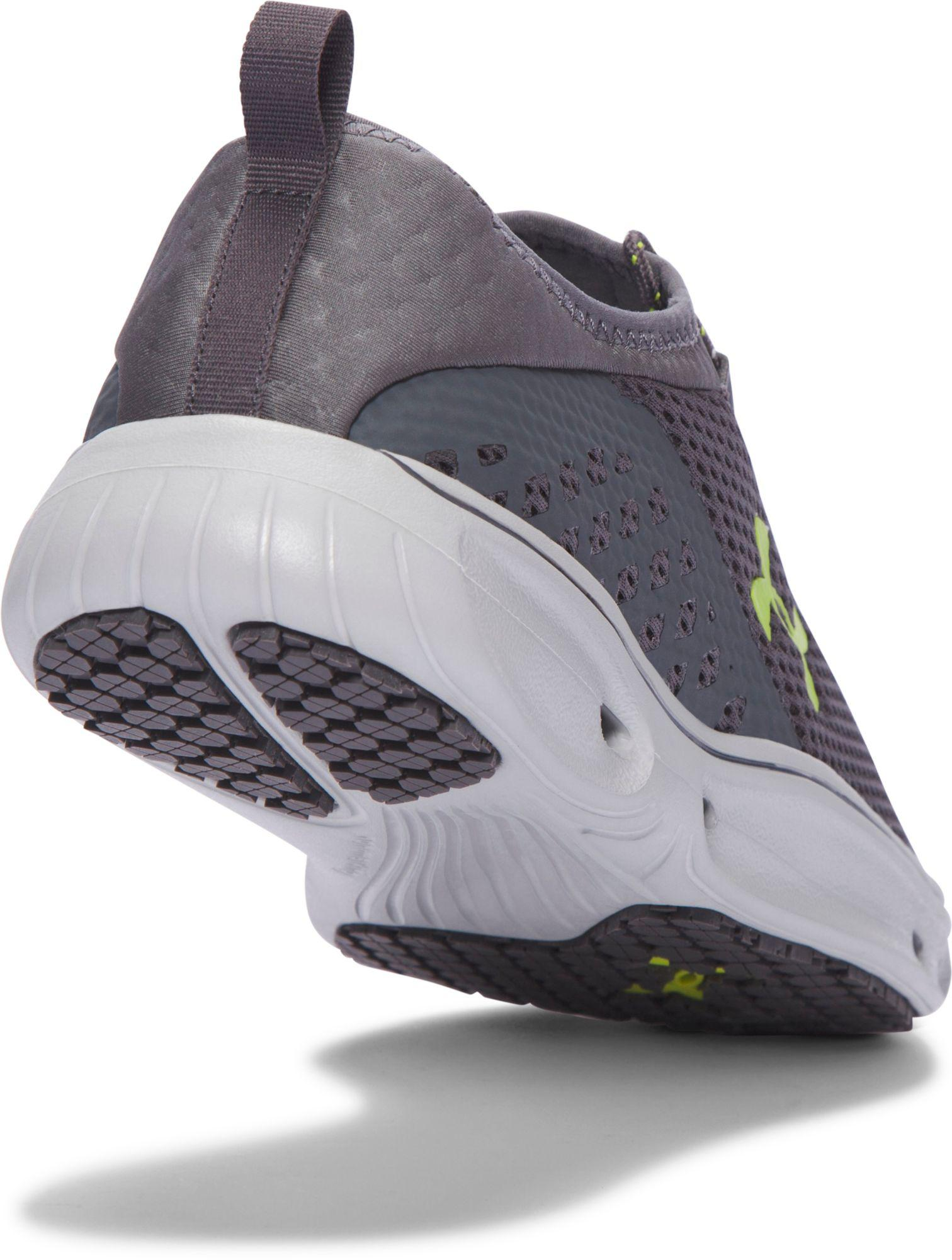 64673ef2092f Lyst Under Armour Kilchis Water Shoe In White