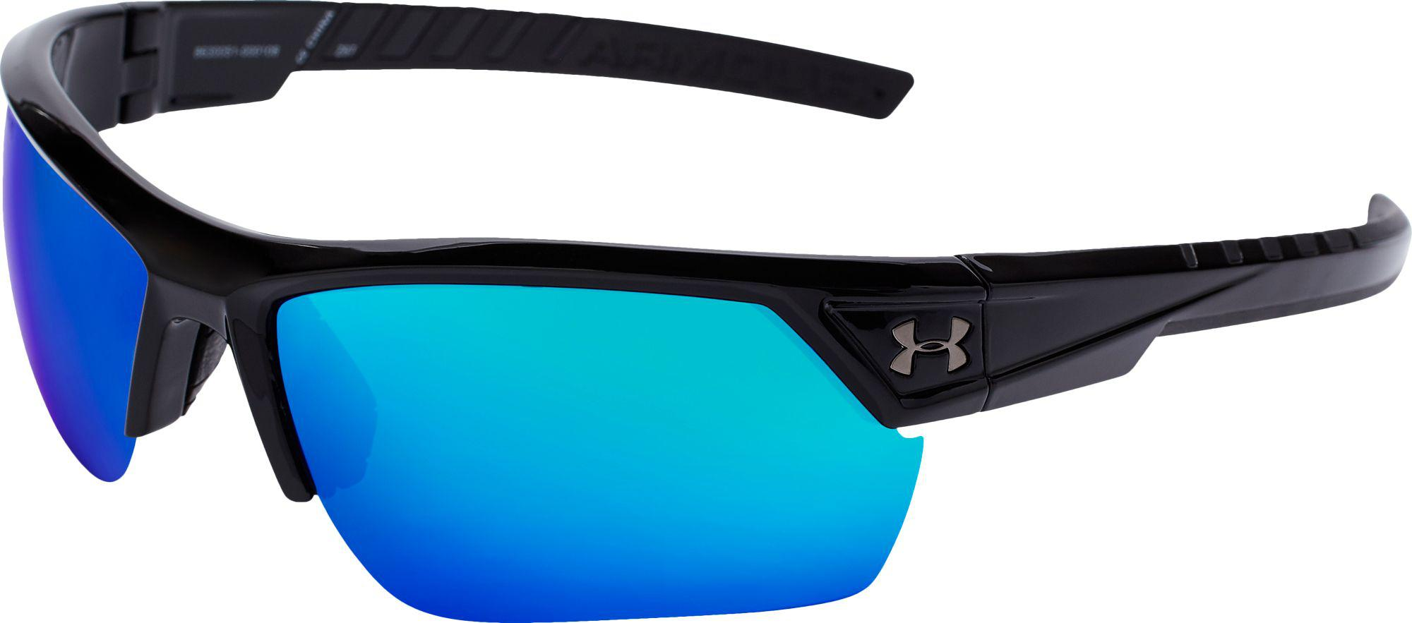 d706d0ab65c49 Under Armour - Black Igniter 2.0 Storm Polarized Sunglasses for Men - Lyst