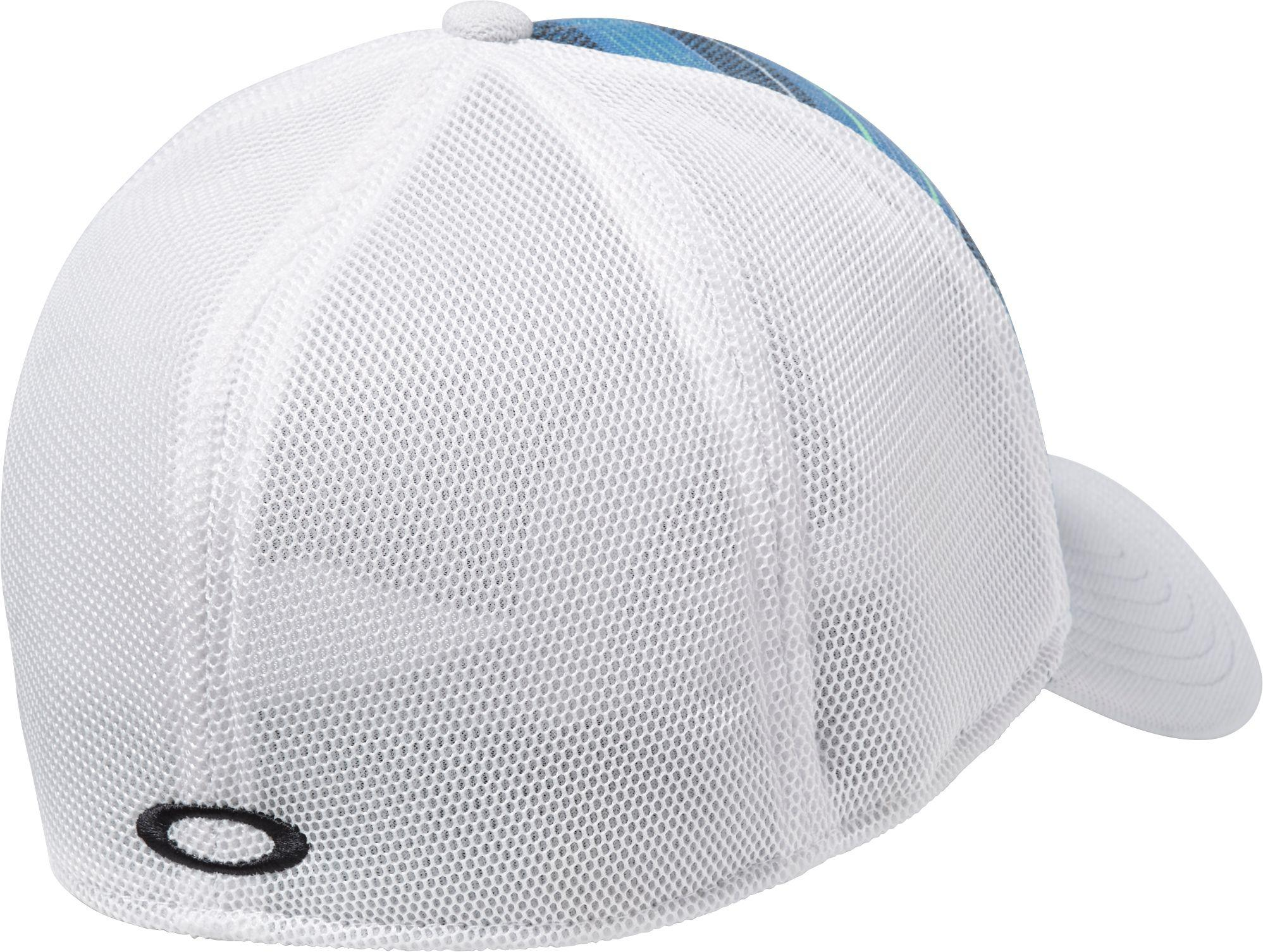 d4e63ec7613 Lyst - Oakley Silicon Bark Trucker 2.0 Print Golf Hat for Men