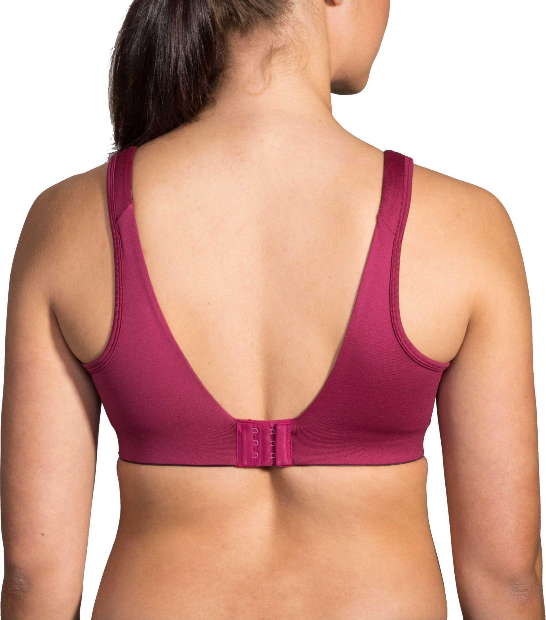 69ceb0182ffc8 Lyst - Moving Comfort Rooks Fiona Sports Bra in Purple
