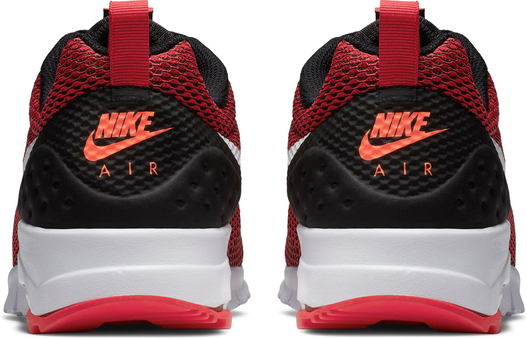 53ebfe6f80a7 Lyst - Nike Air Max Motion Low Shoes in Red for Men