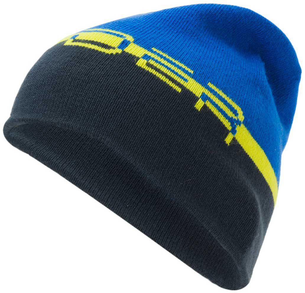 Lyst - Spyder Reversible Word Ski Hat in Blue for Men 45dba8d1990