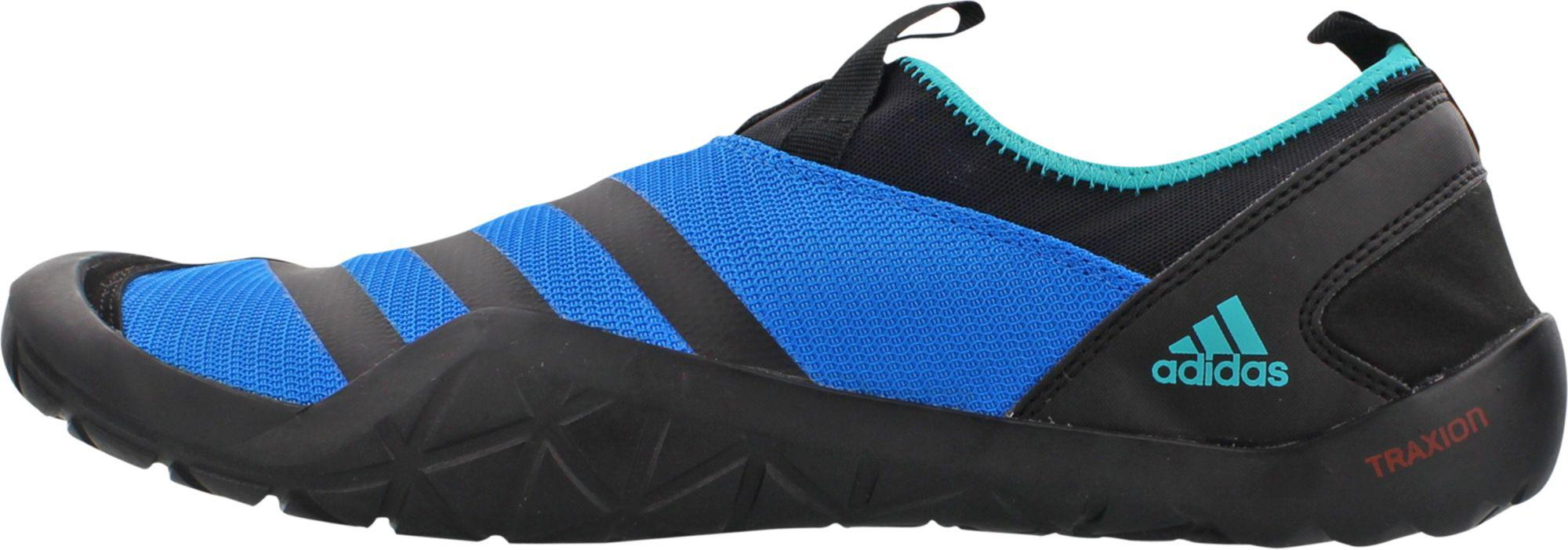 448b9e5dcce0 Lyst - adidas Outdoor Climacool Jawpaw Slip-on Water Shoes in Blue ...