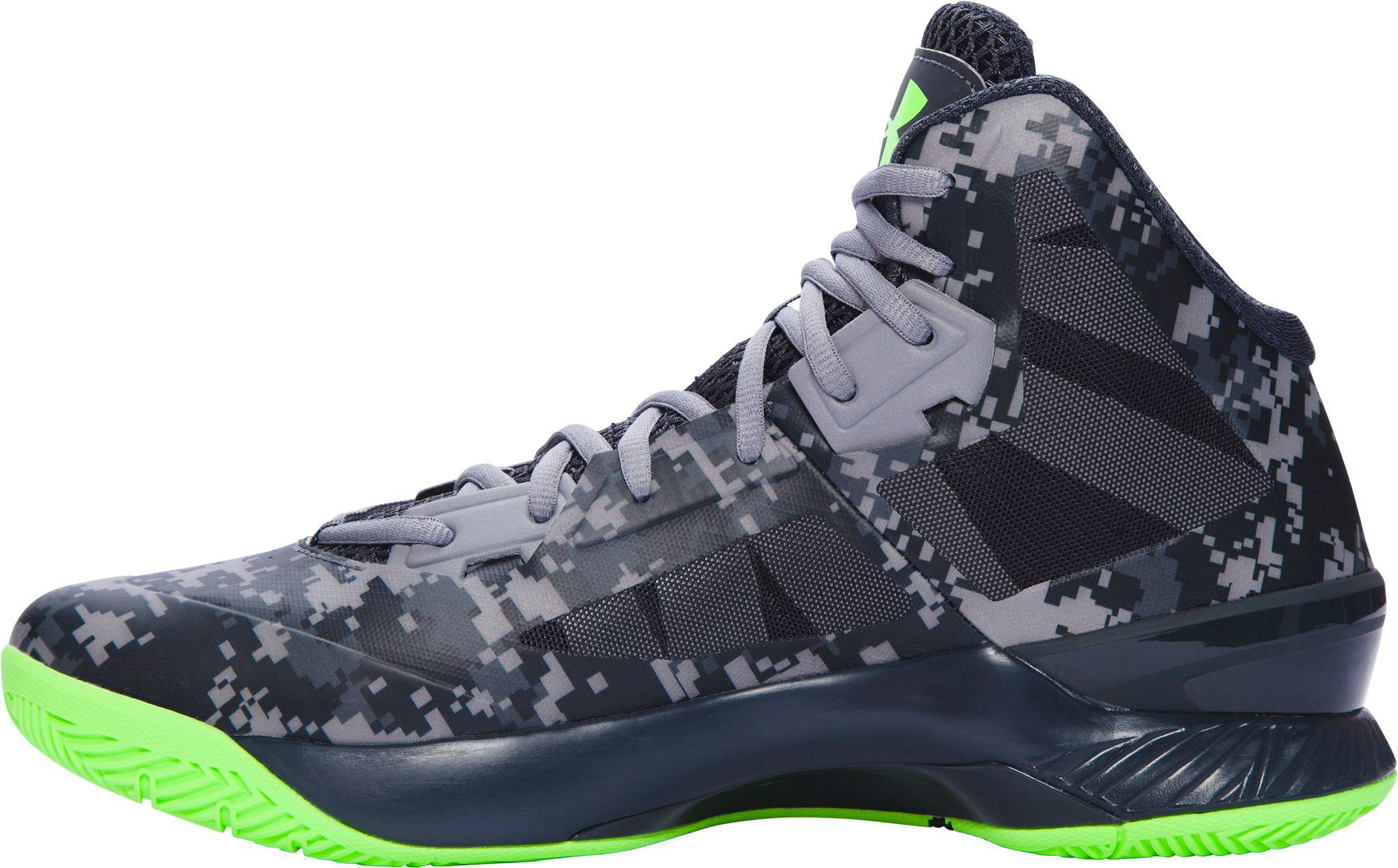 297e12720f08 Under Armour - Multicolor Clutchfit Lightning Basketball Shoes for Men -  Lyst