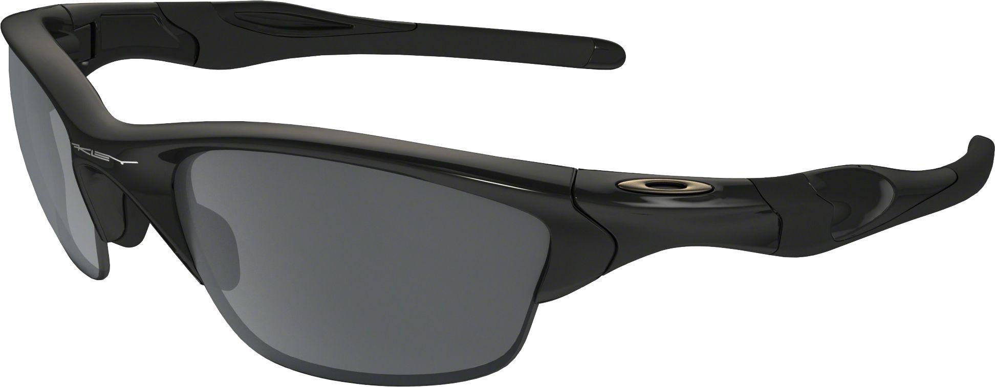 9830f7d151f Oakley. Men s Black Half Jacket 2.0 Sunglasses.  133 From Dick s Sporting  Goods