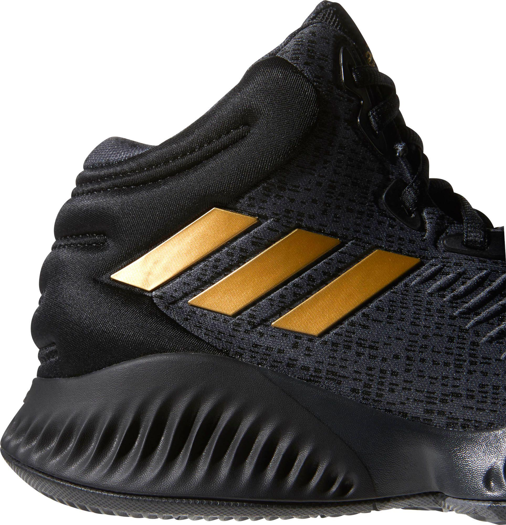 737a47e16e5e adidas Mad Bounce 2018 Basketball Shoes in Black for Men - Lyst