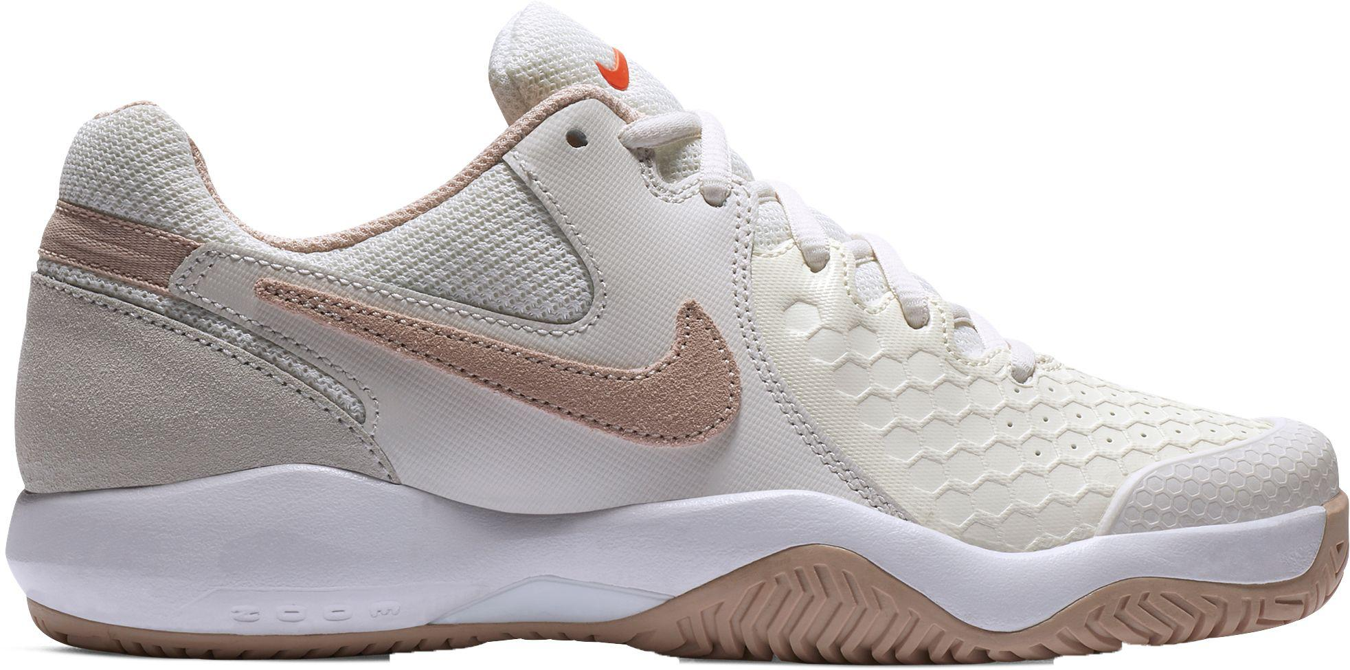e5046e109f820f Lyst - Nike Air Zoom Resistance Tennis Shoes in Natural