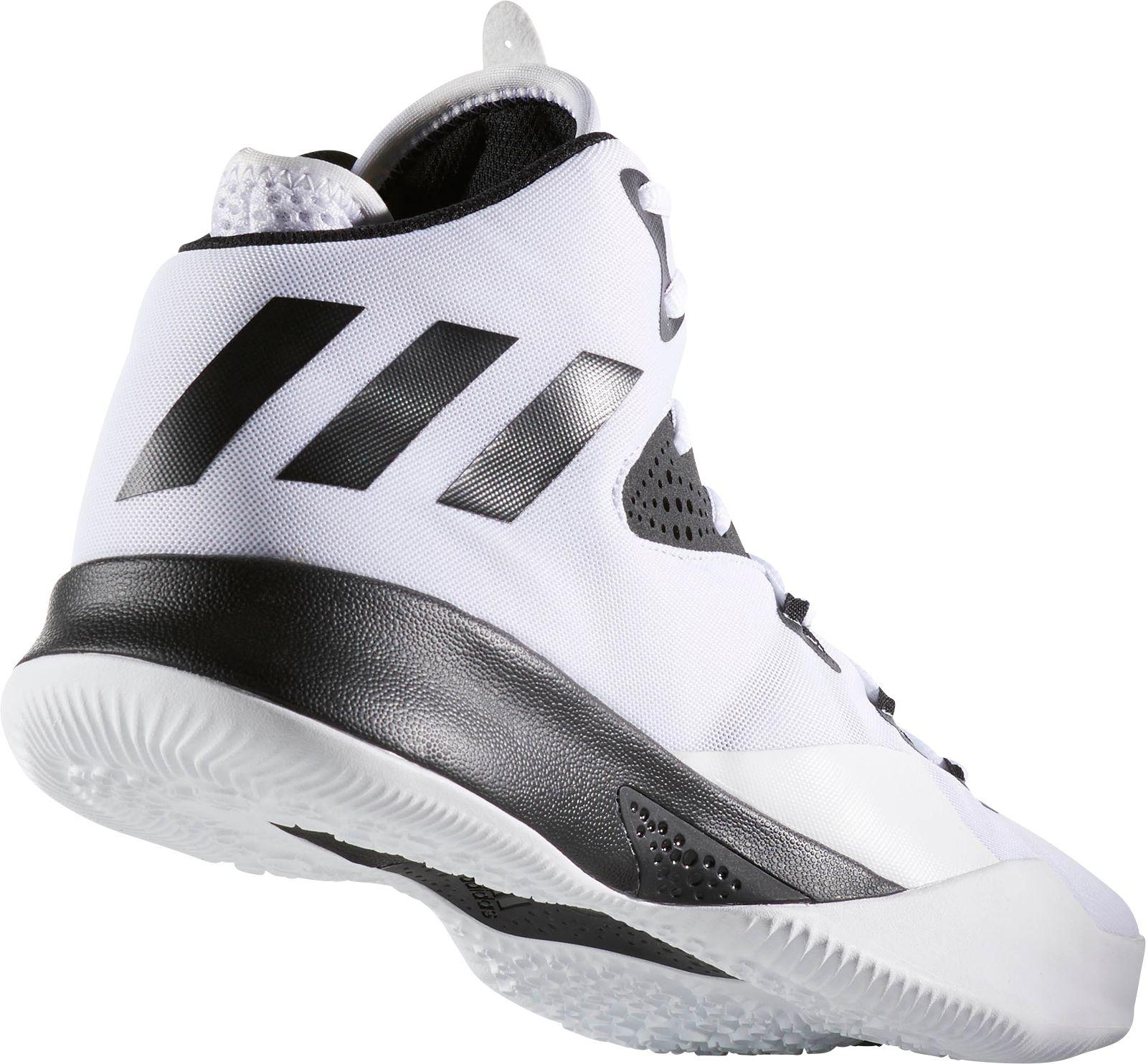 1e64029456bd Adidas - Multicolor Dual Threat 2017 Basketball Shoes for Men - Lyst