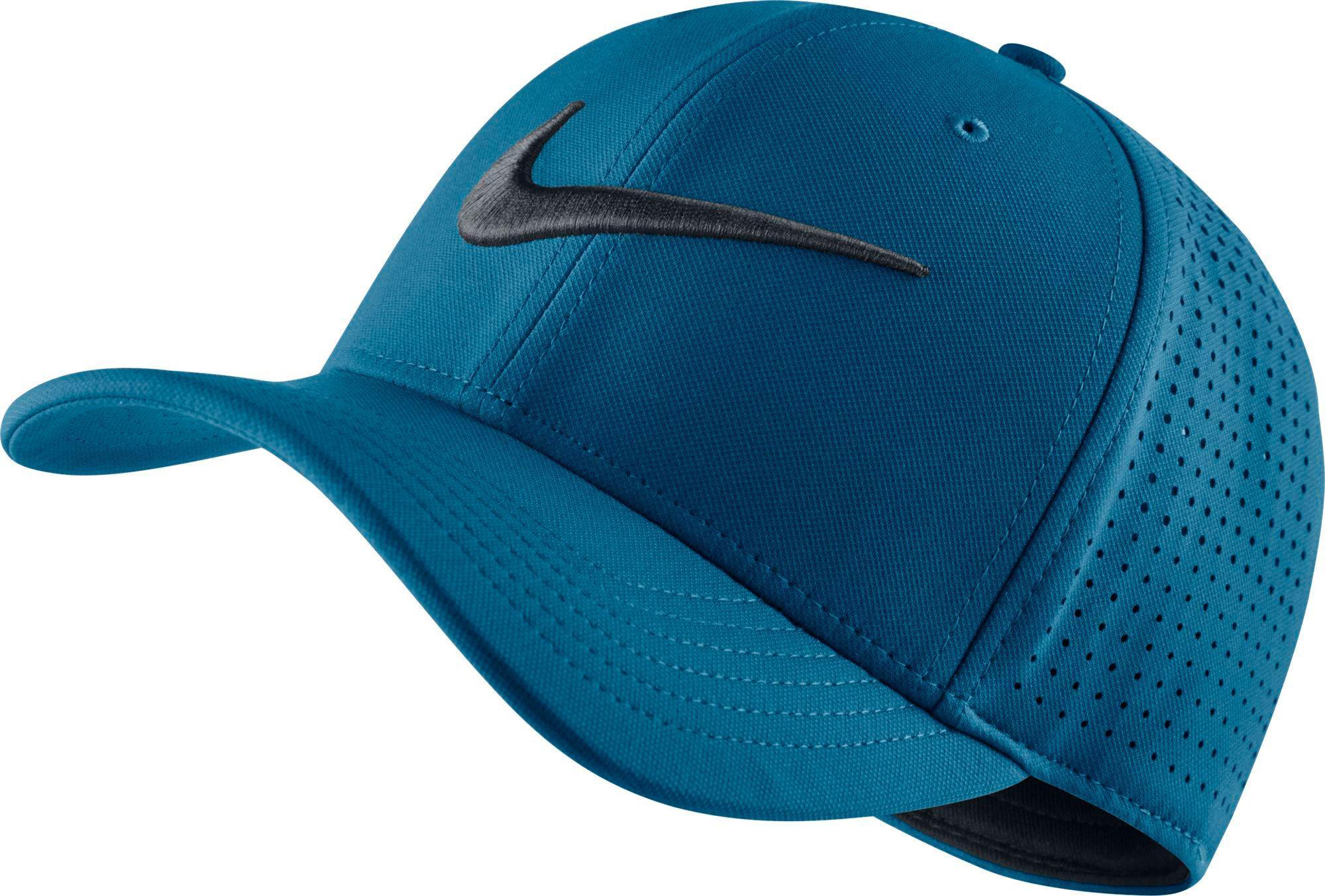 Lyst - Nike Train Vapor Classic99 Hat in Blue for Men 58a33f3345d