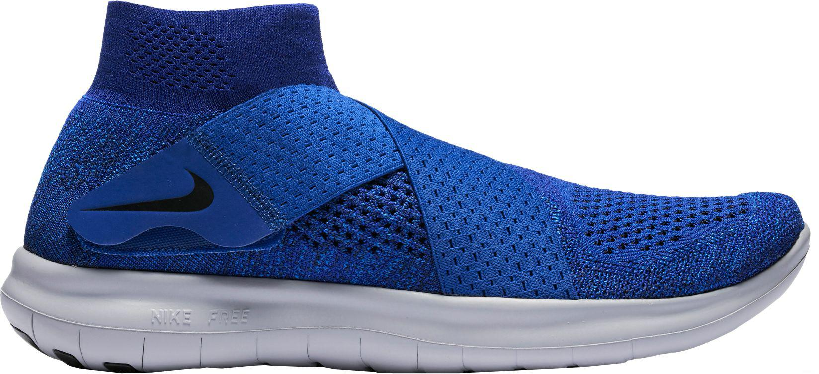 ffee5e12ba89 Lyst - Nike Free Rn Motion Flyknit 2 Running Shoes in Blue for Men