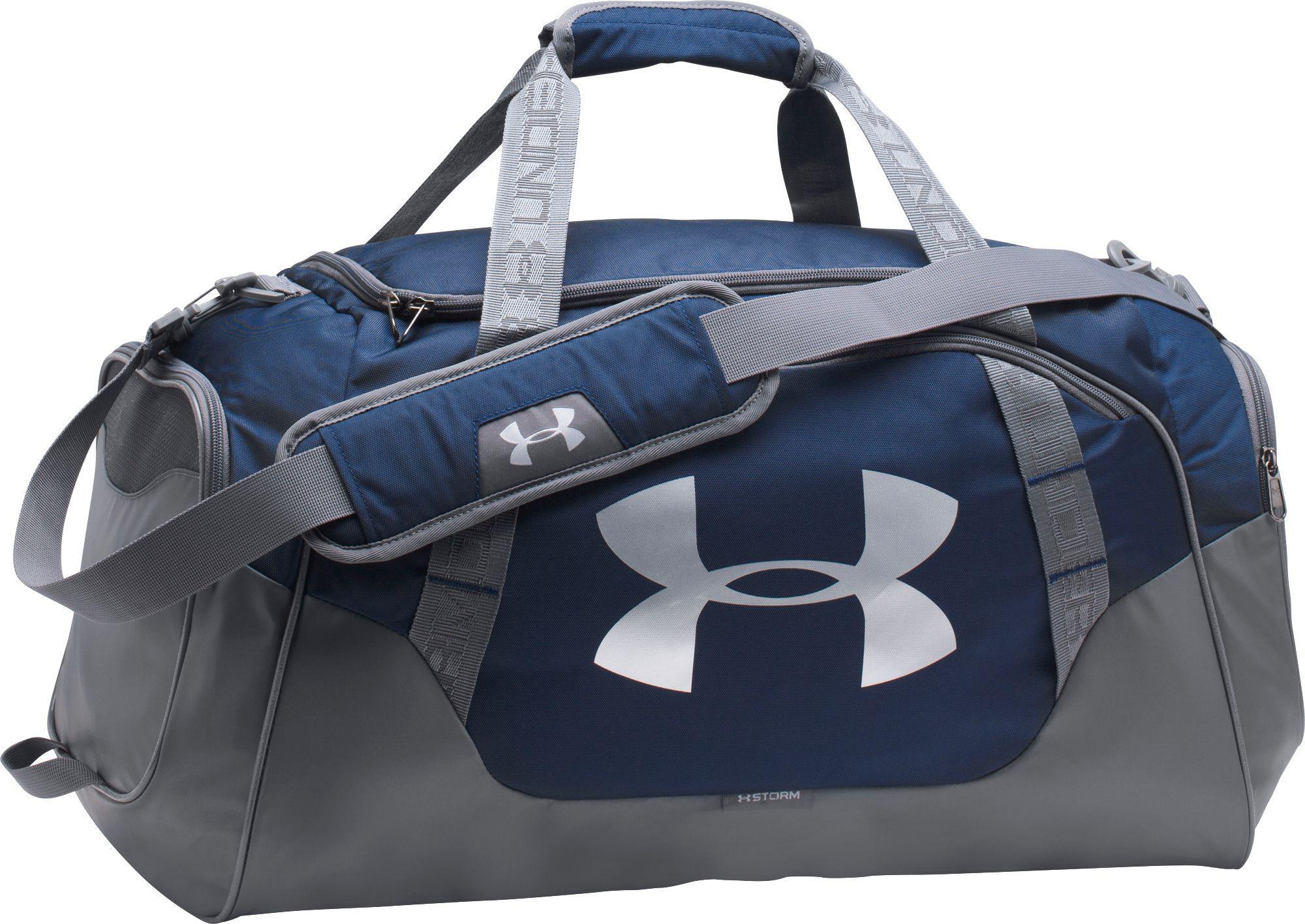 b4f91ffd39 Lyst - Under Armour Undeniable 3.0 Medium Duffle Bag in Blue for Men ...