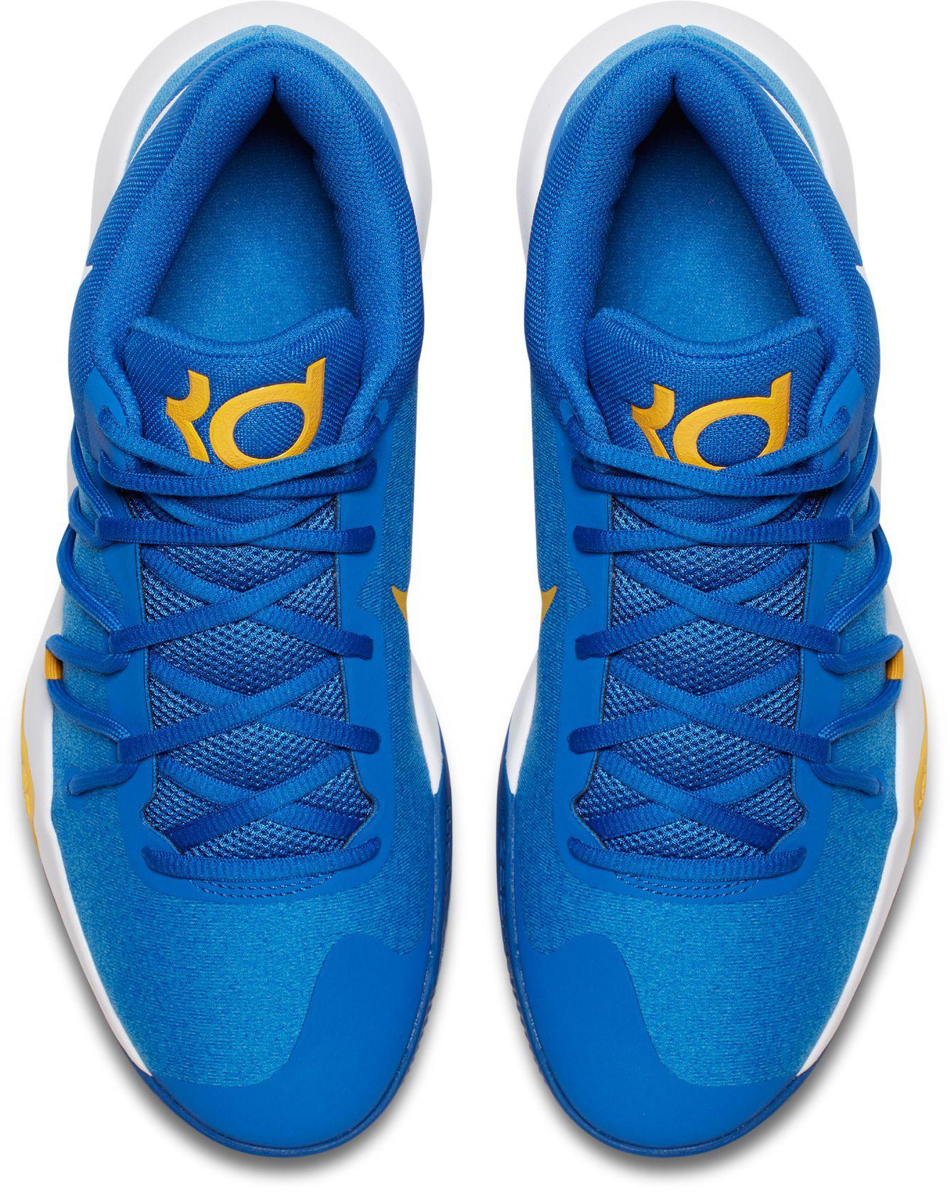 1f3429e2ceca ... netherlands nike blue kd trey 5 v basketball shoes for men lyst ff884  70f4b