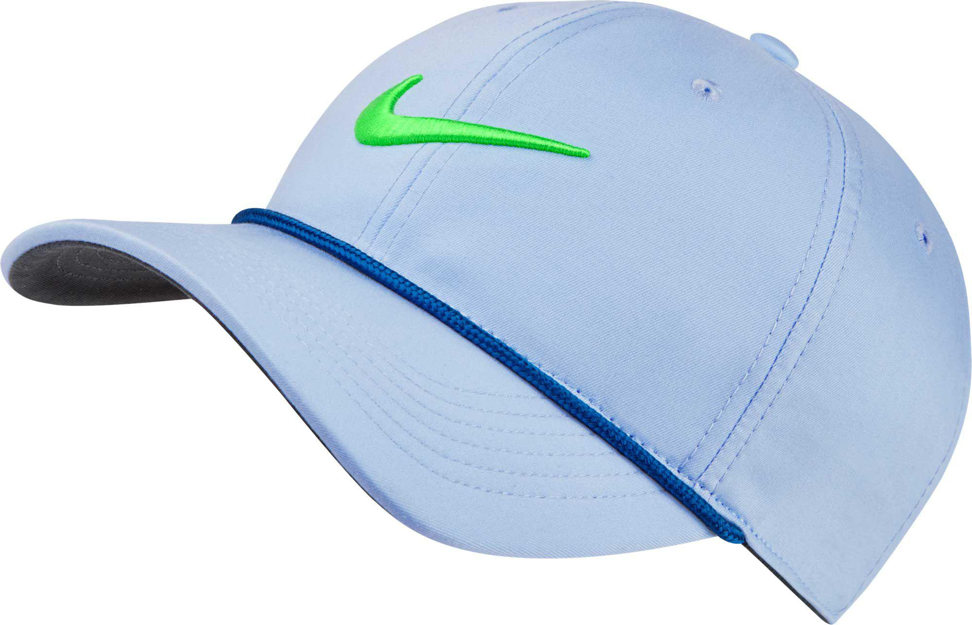 ae837c5a03ce2 Lyst - Nike Aerobill Classic99 Golf Hat in Blue for Men