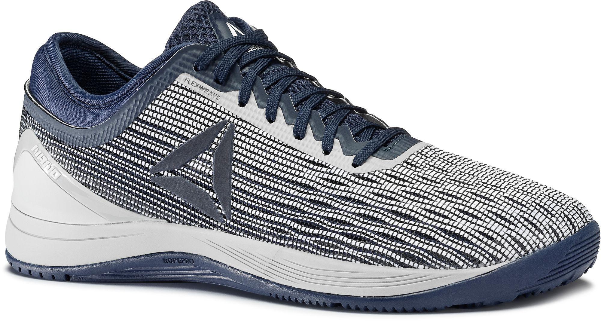 c66a9e334919 Lyst - Reebok Crossfit Nano 8.0 Flexweave Training Shoes in Blue for Men