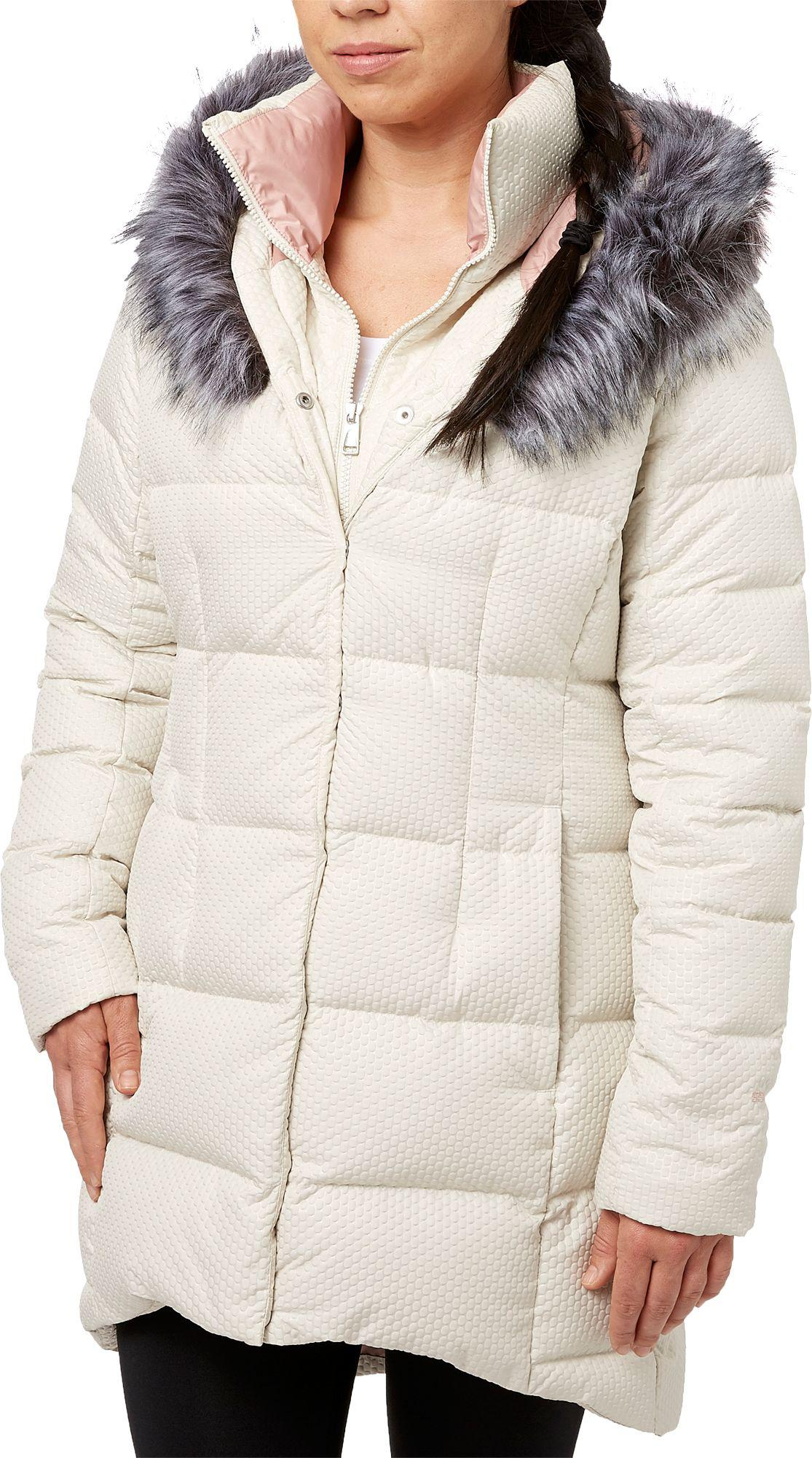 Lyst - The North Face Hey Mama Parkina Insulated Jacket in White ... 34411c337