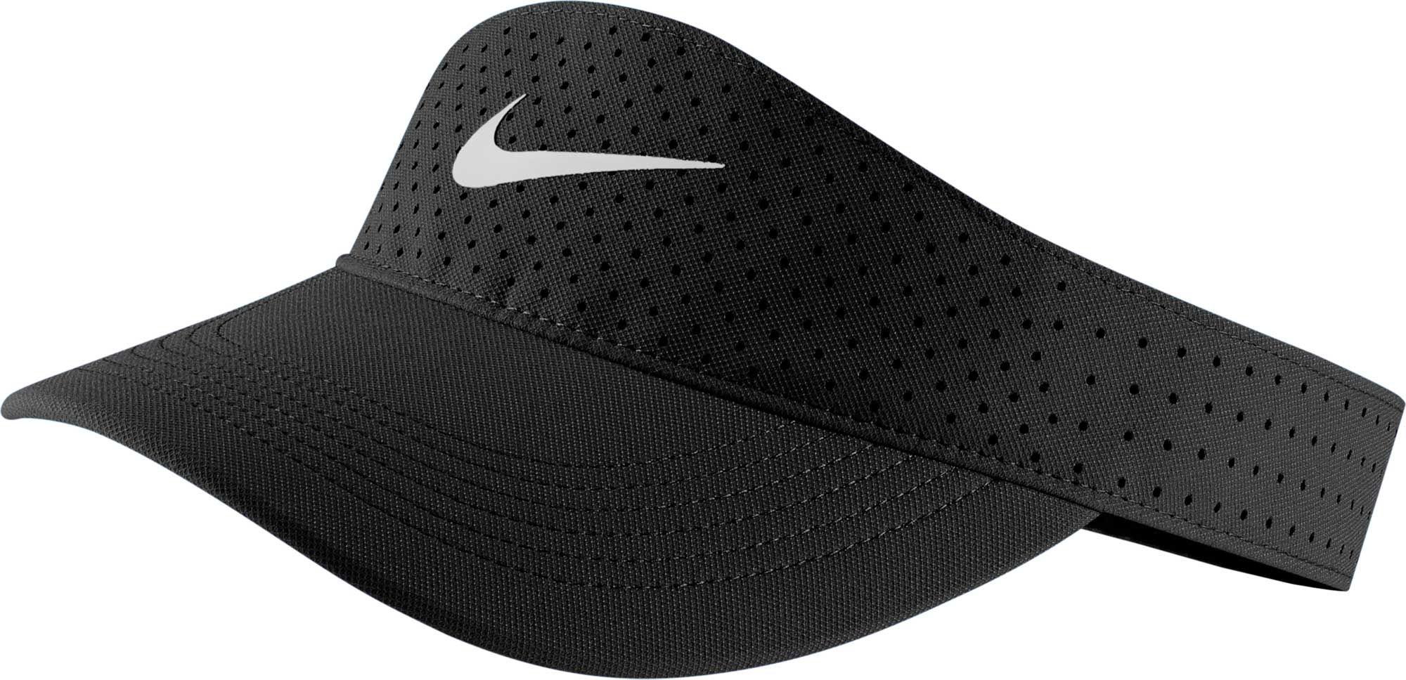 86eac0d5acf Lyst - Nike Dri-fit Aerobill Visor in Black for Men