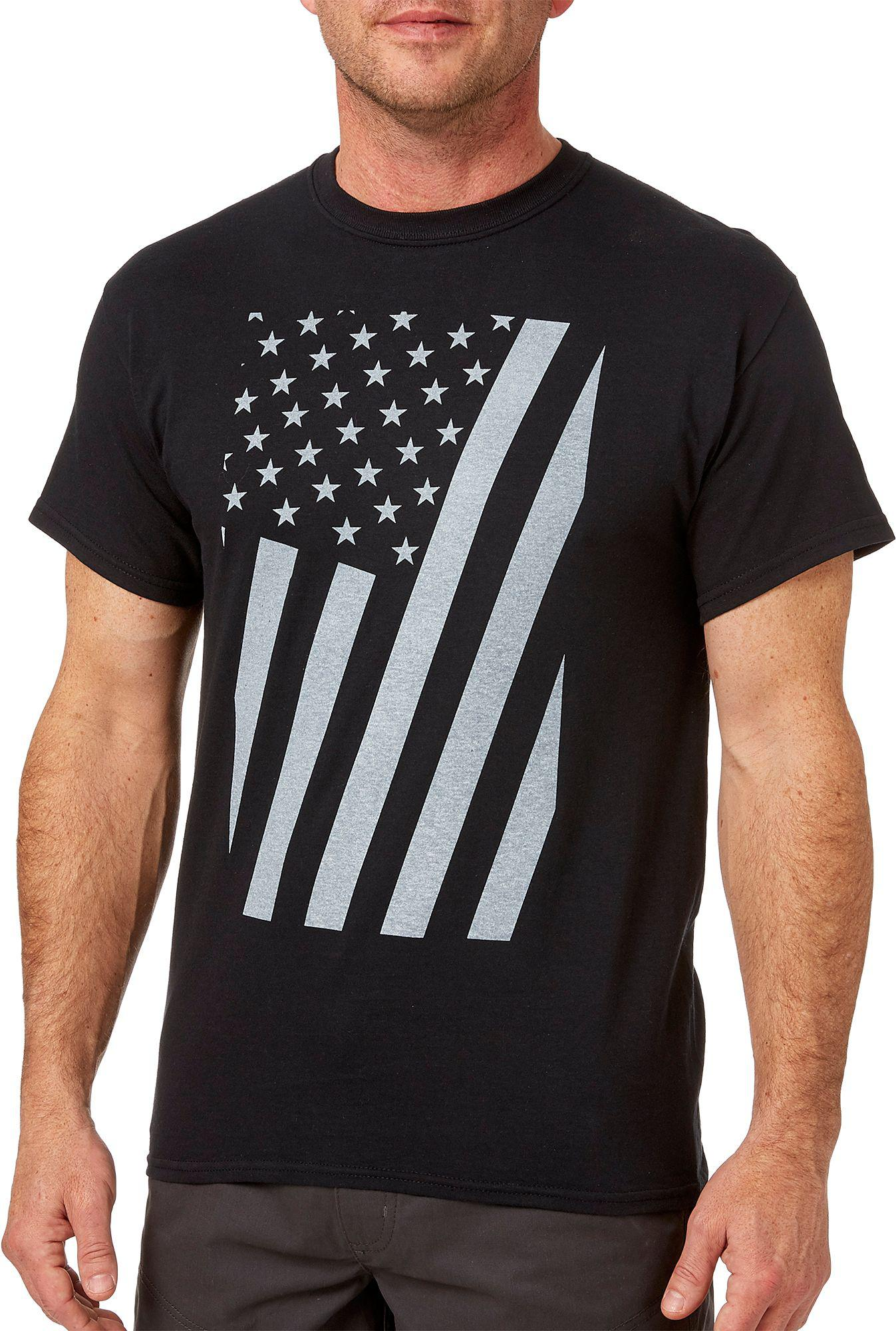 5b5a8110cc DICK'S Sporting Goods Short Sleeve Americana T-shirt in Black for ...