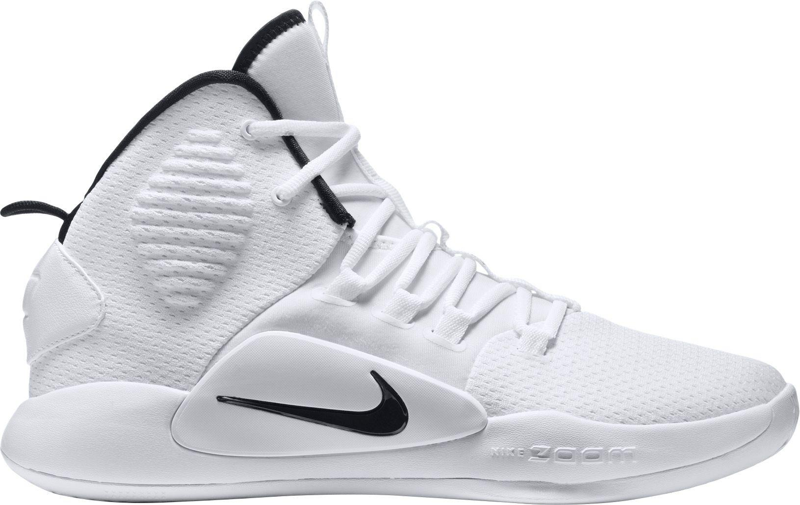 fc2cfd9a94c Nike Hyperdunk X Mid Tb Basketball Shoes in White for Men - Lyst