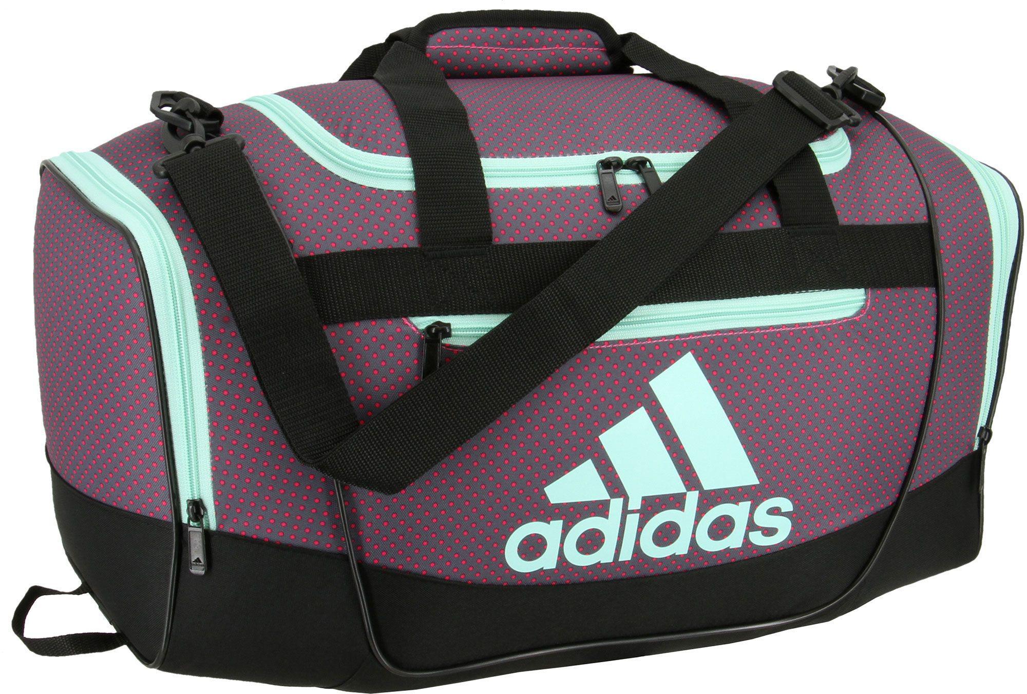 Lyst - adidas Defender Iii Small Duffle Bag for Men c783993d39f40