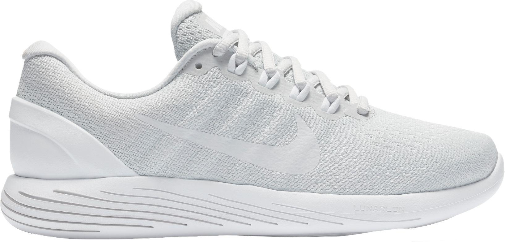 ceb94ab2a7b Lyst - Nike Lunarglide 9 Running Shoes in White for Men