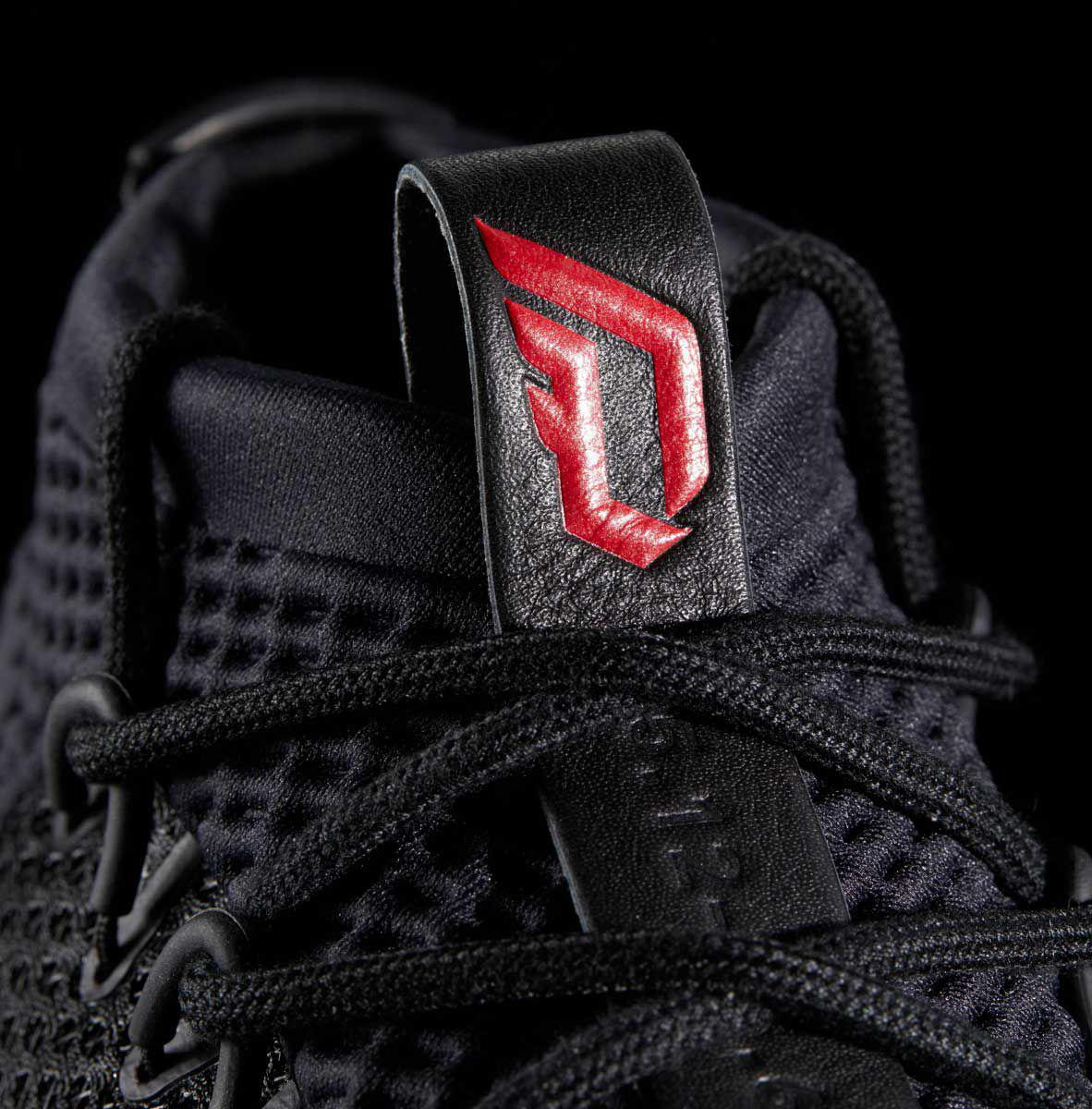 new product 907ca b5978 Adidas - Black Dame 4 Basketball Shoes for Men - Lyst