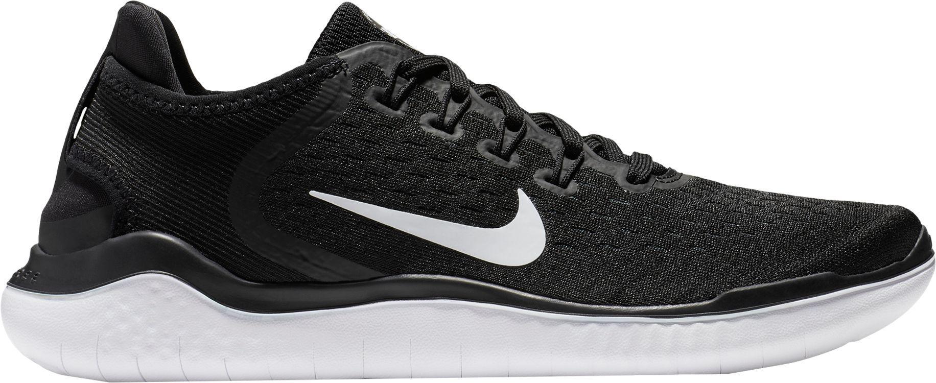cc0ce2dd4fe16 ... spain nike black free rn 2018 running shoes lyst fc776 71f70