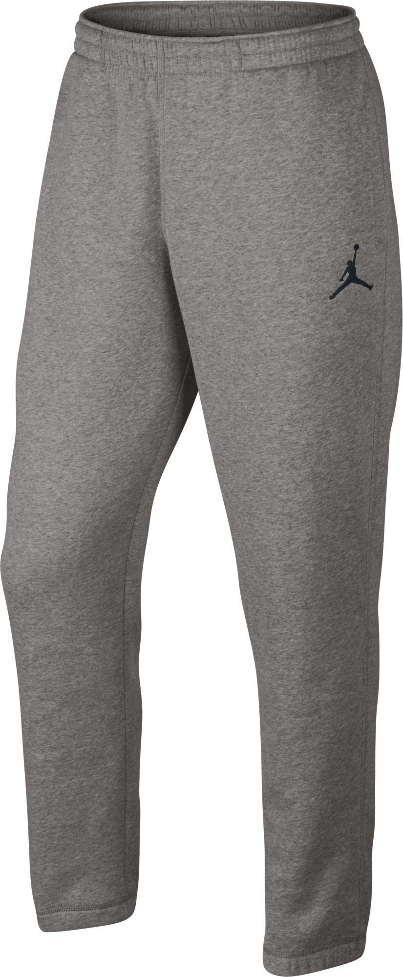 82be8019bf4 Lyst - Jordan Jumpman Brushed Tapered Sweatpants in Gray for Men