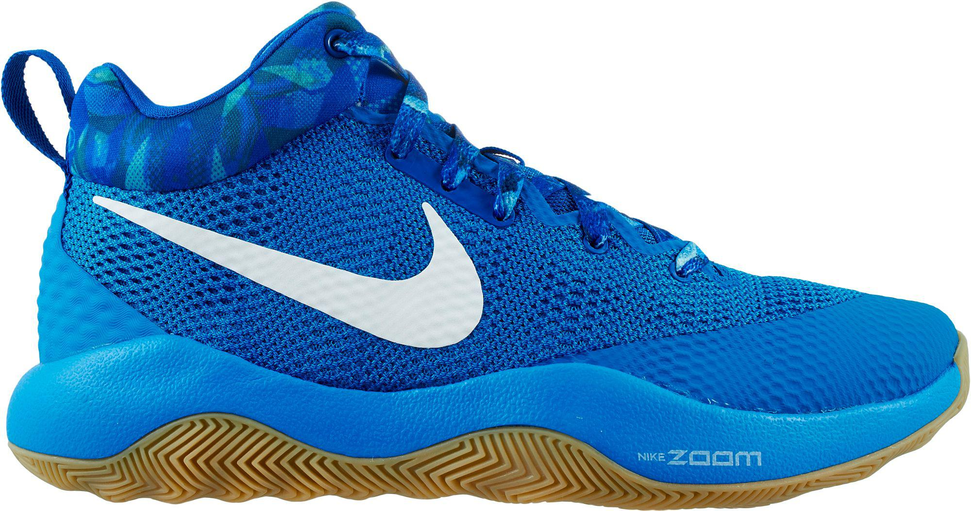 5c5d67467576 Lyst - Nike Zoom Rev 2017 Basketball Shoes in Blue for Men