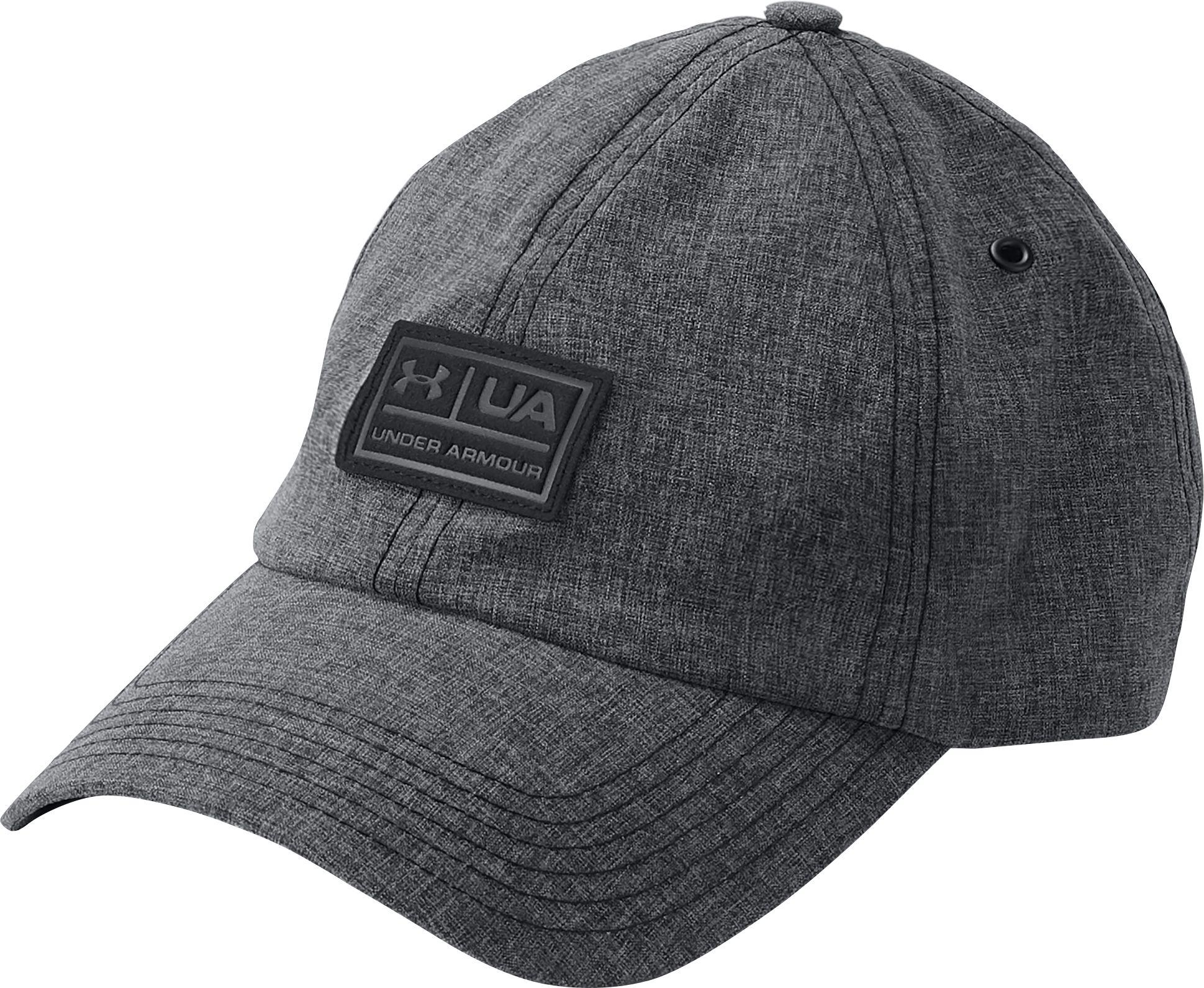 c835b161e4d8b0 Under Armour Perforated Lifestyle Dad Hat in Black for Men - Lyst