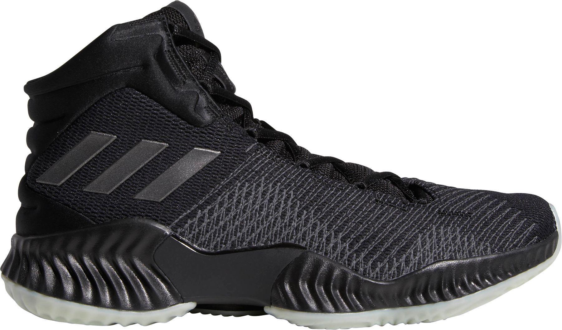 7de2aaeb1 Lyst - adidas Pro Bounce 2018 Basketball Shoes in Black for Men