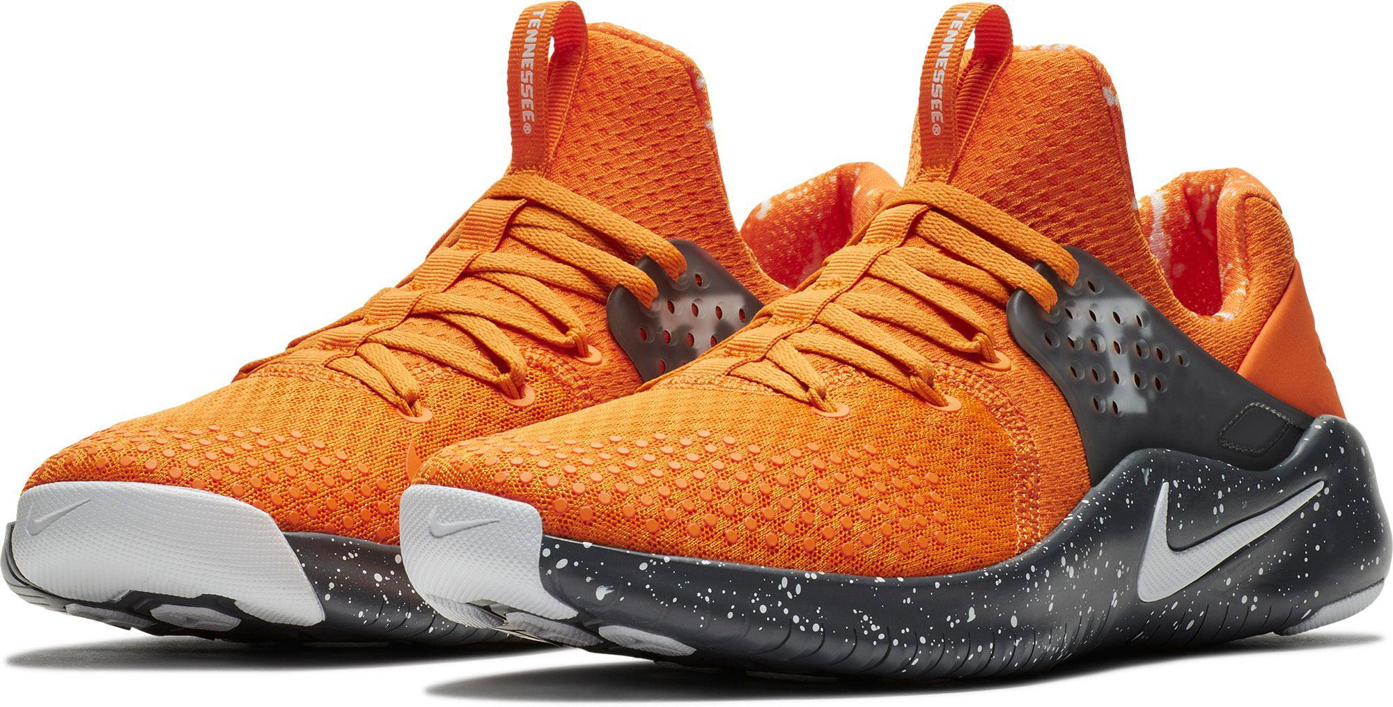 17a235152517 Lyst - Nike Free Tr 8 Tennessee Training Shoes in Orange for Men