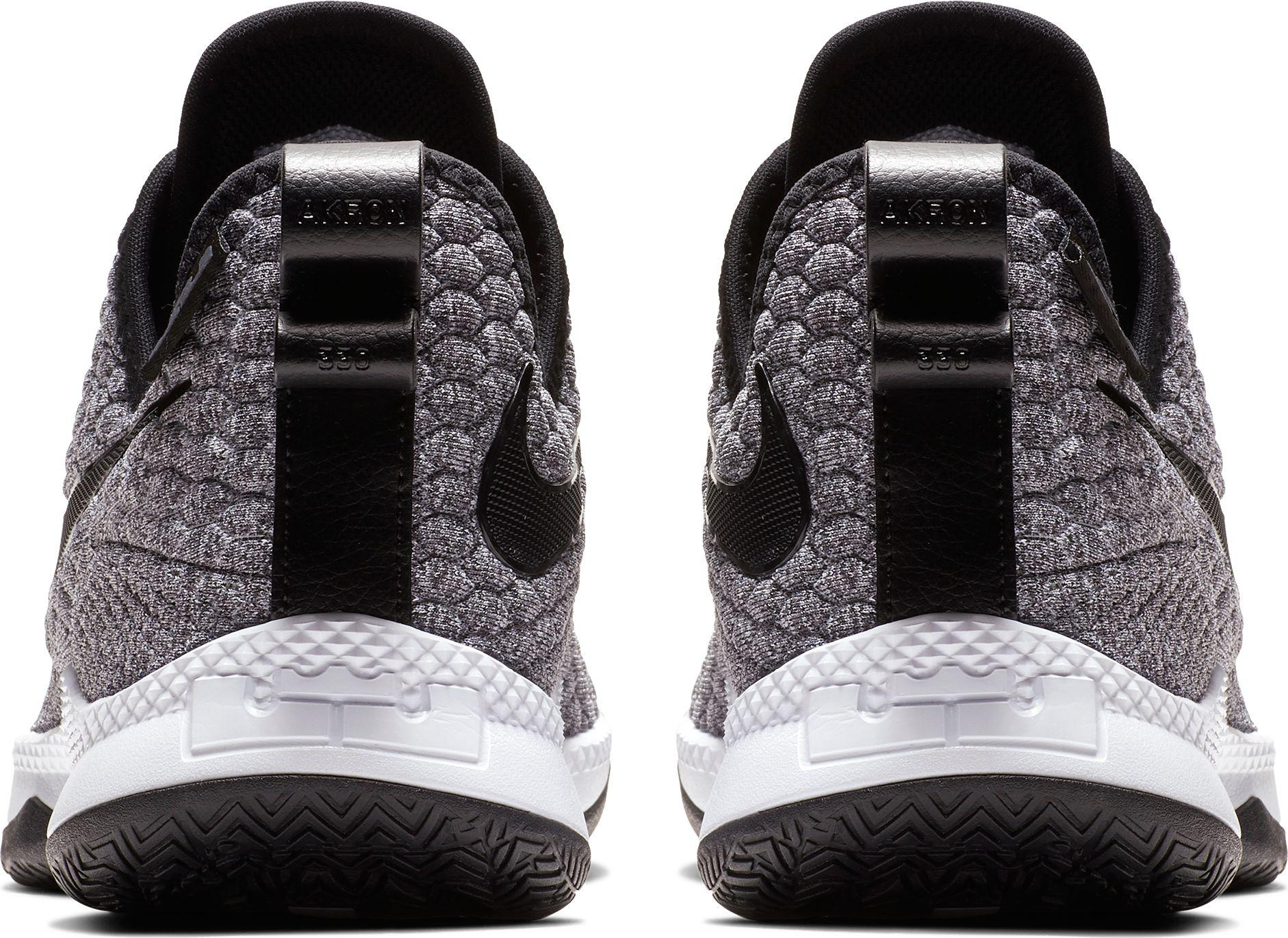 003bd554795f Nike Lebron Witness Iii Basketball Shoes in Gray for Men - Lyst