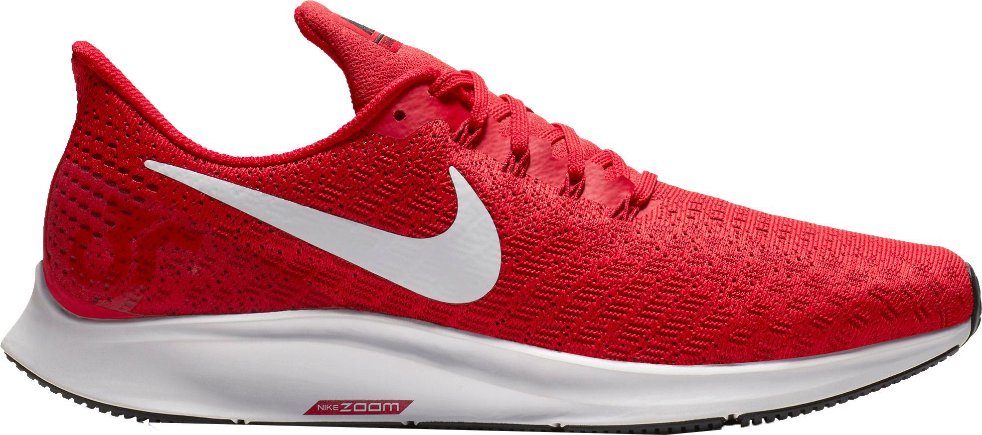 665b03d67 Nike Air Zoom Pegasus 35 Running Shoes in Red for Men - Save 25% - Lyst