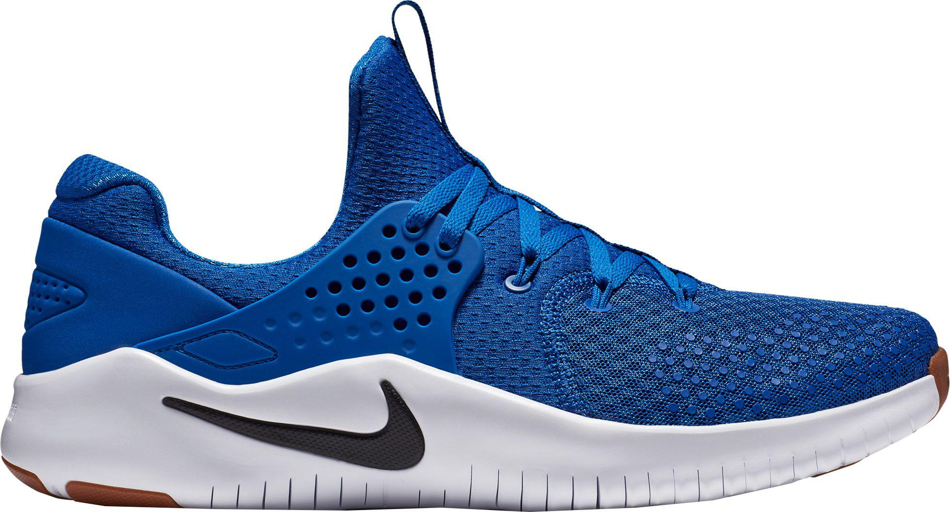 8bec2b39868 Lyst - Nike Free Tr8 Training Shoes in Blue for Men