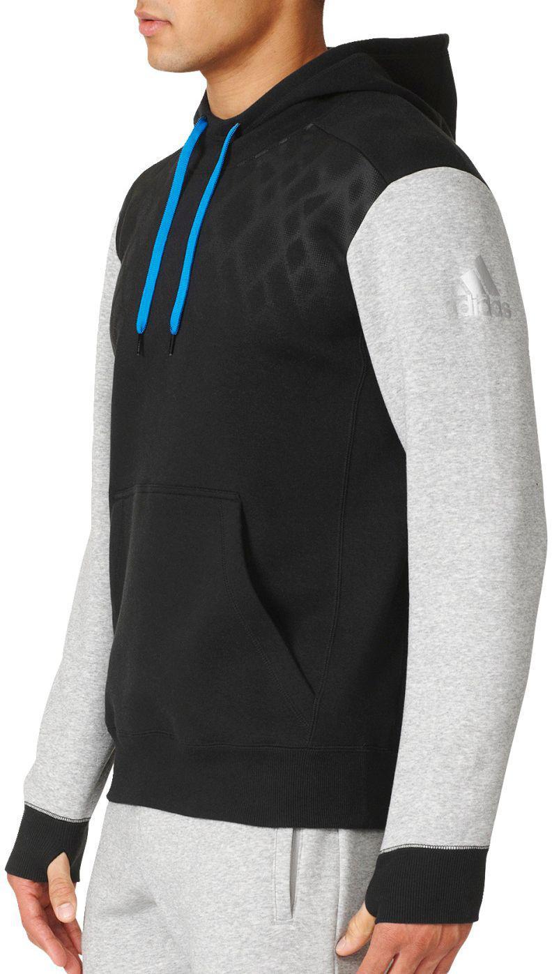 Adidas Performance Hoodie Lyst For Black In Originals Soccer Men Messi d7wtX