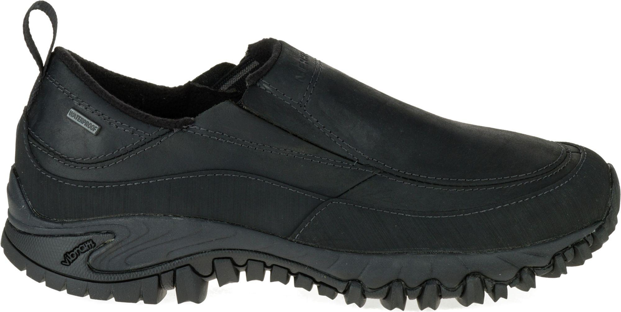 Merrell. Men's Black Shiver Moc 2 Waterproof Casual Shoes