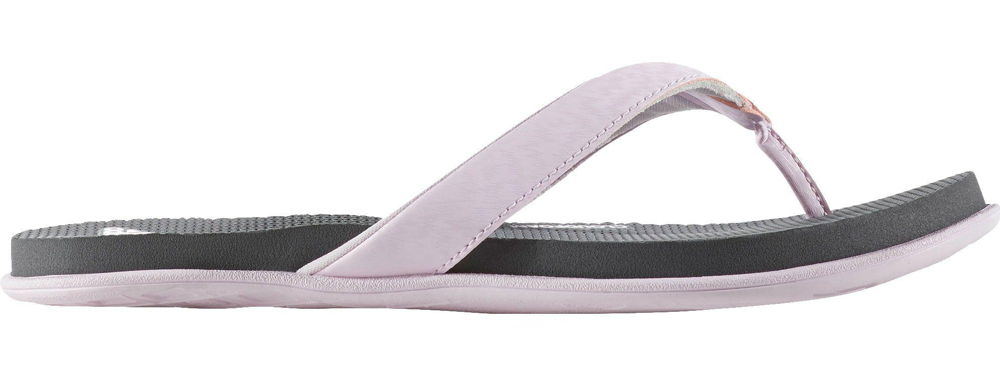 64c522ee27d97 Lyst - adidas Cloudfoam One Thong Sandals in Gray