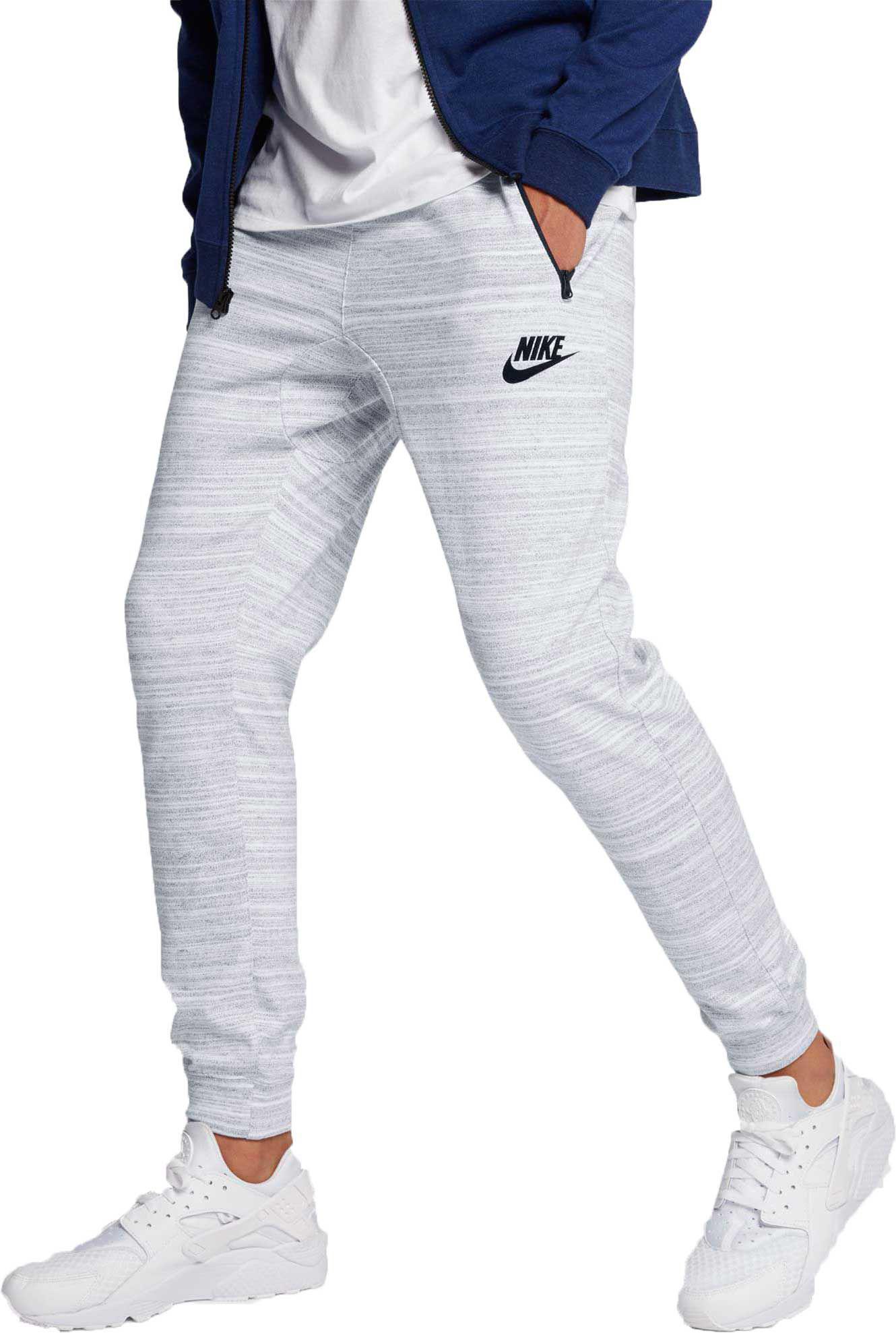 546237cbbe1b Lyst - Nike Sportswear Advance 15 Knit Joggers for Men